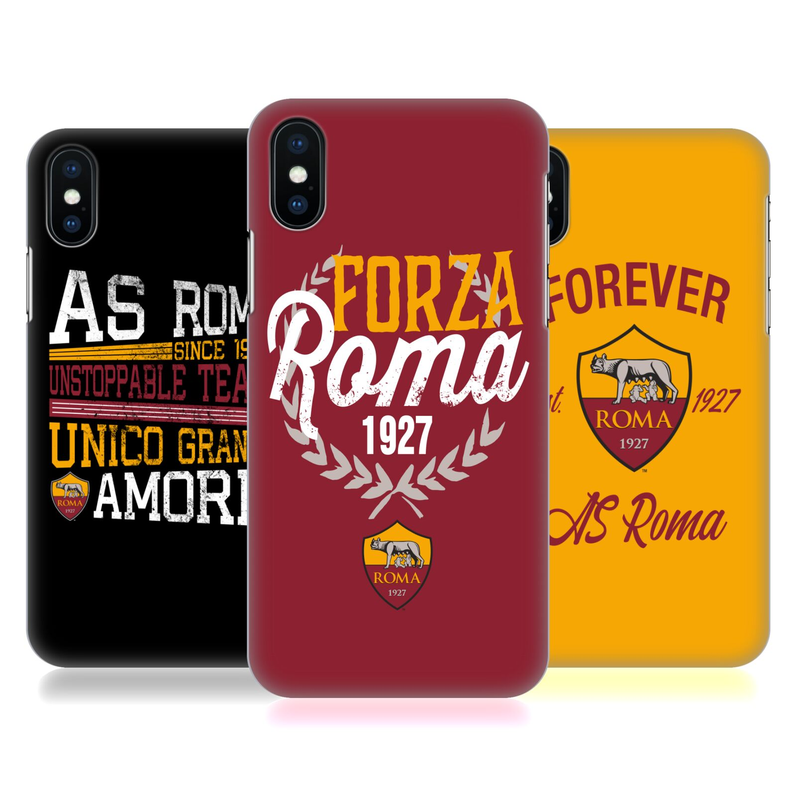 AS Roma 2018/19 Typography