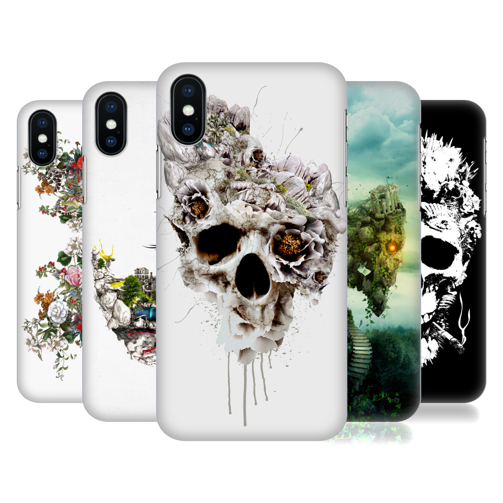 Riza Peker Skulls 8