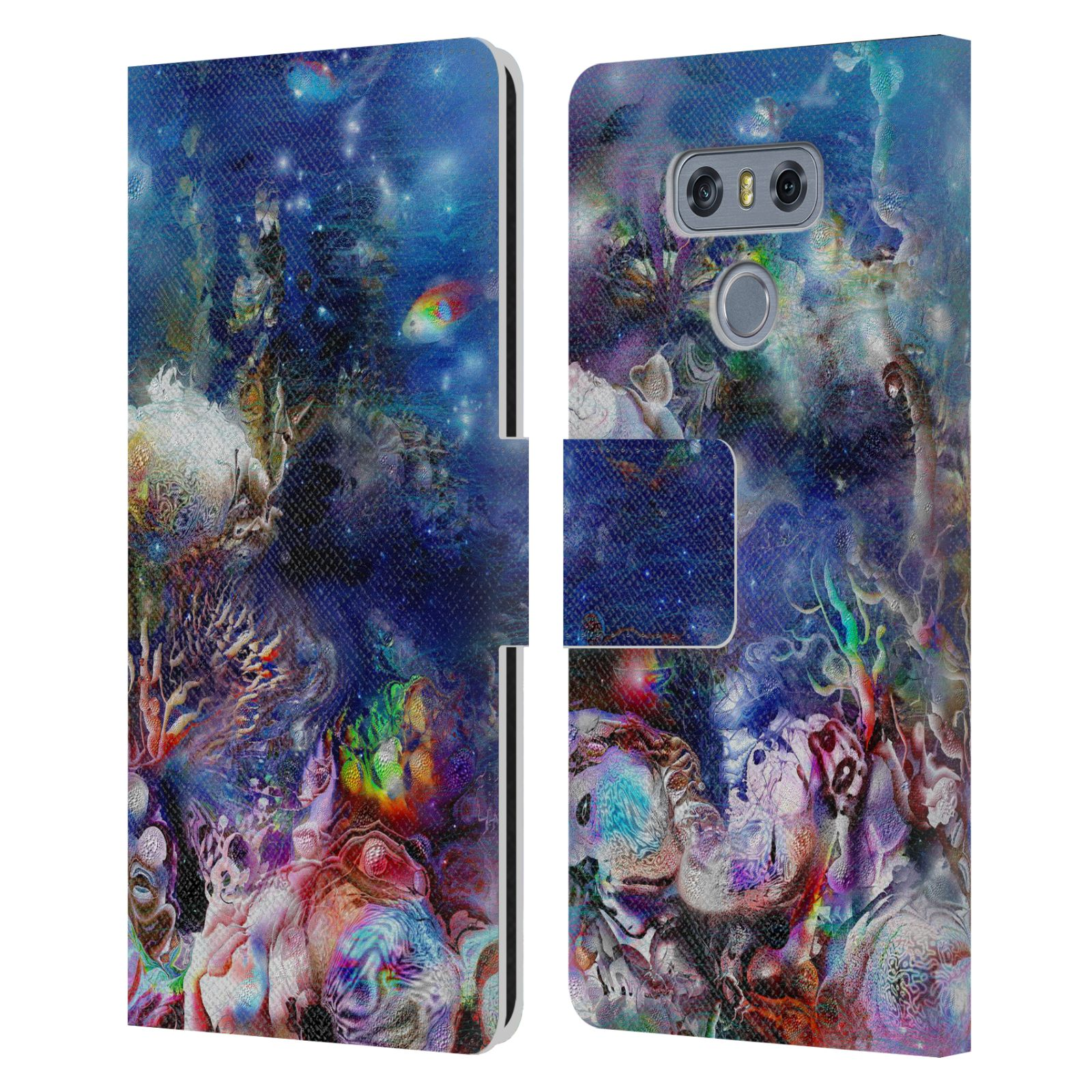 OFFICIAL-RUNA-SEA-REEFS-LEATHER-BOOK-WALLET-CASE-COVER-FOR-LG-PHONES-1