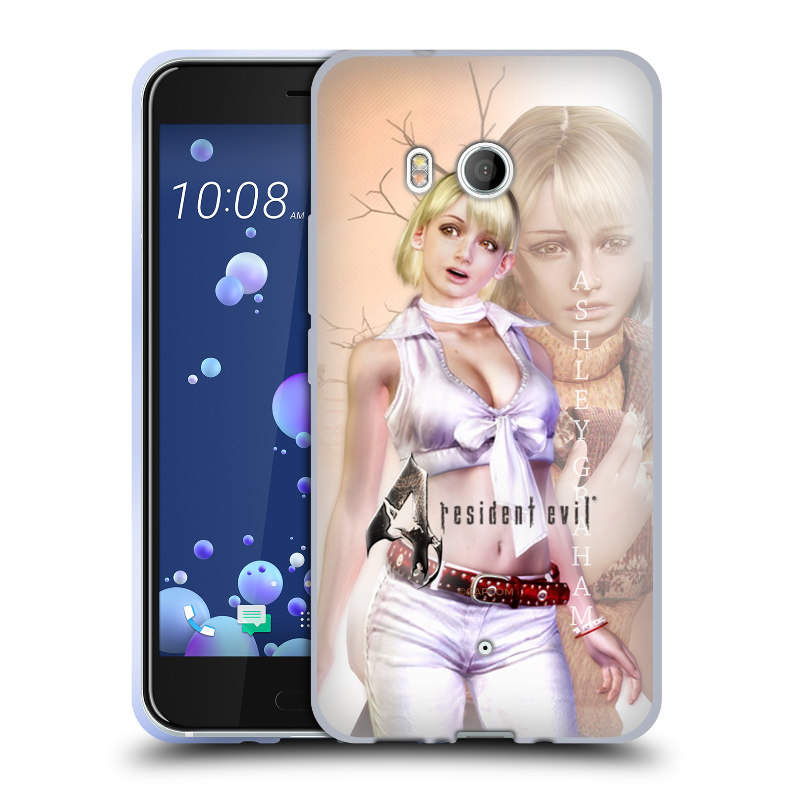 OFFICIAL-RESIDENT-EVIL-GAME-4-CHARACTERS-SOFT-GEL-CASE-FOR-HTC-PHONES-1