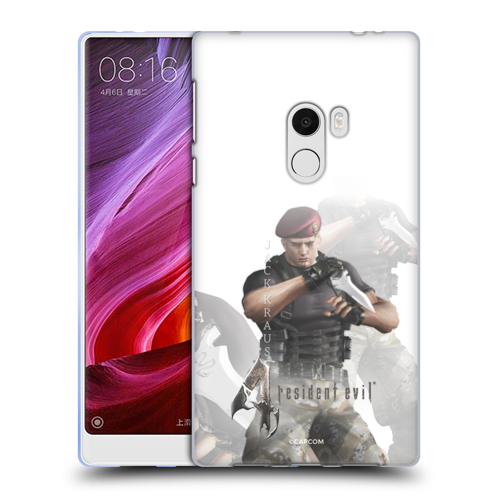 OFFICIAL-RESIDENT-EVIL-GAME-4-CHARACTERS-SOFT-GEL-CASE-FOR-XIAOMI-PHONES