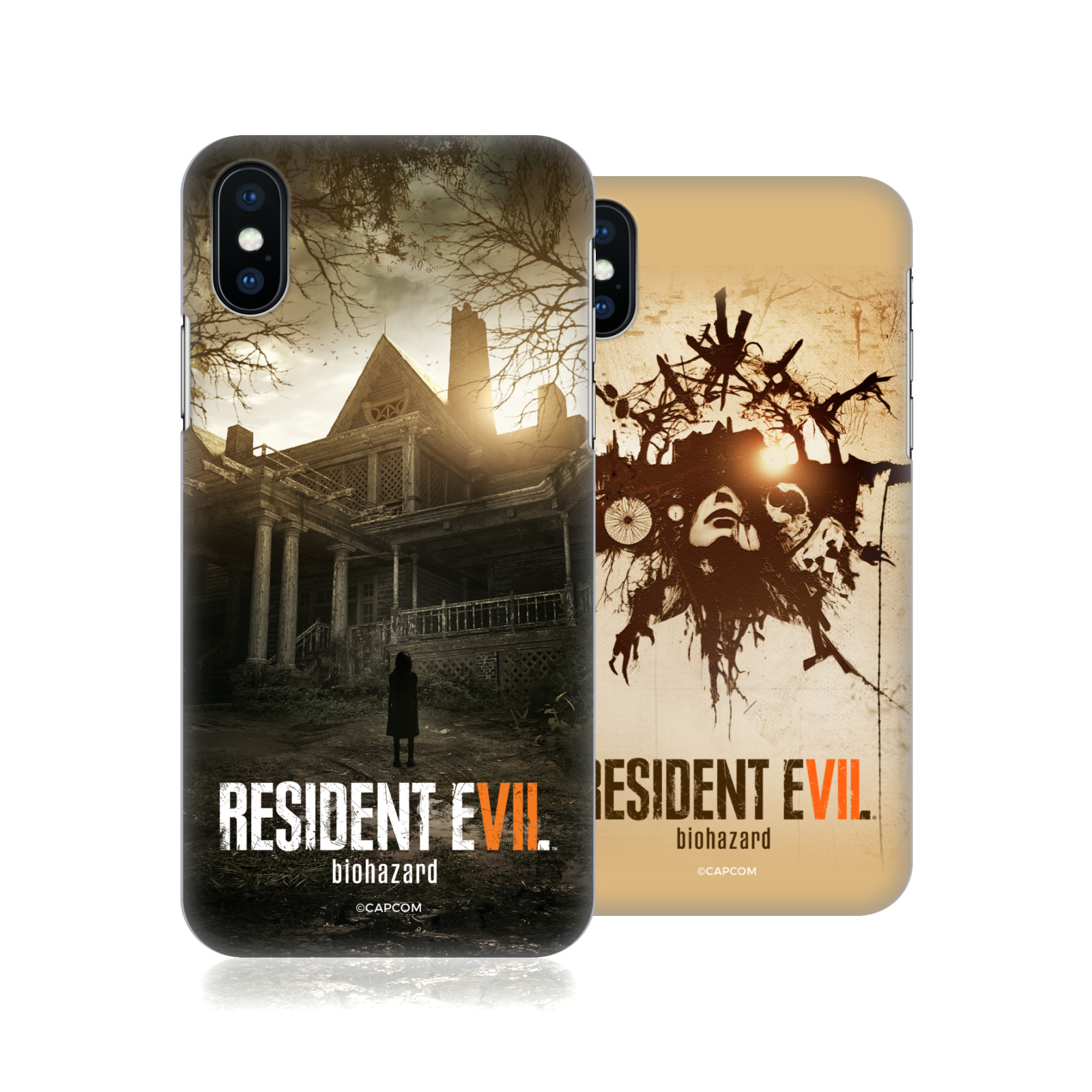 Resident Evil Game 7 Key Art