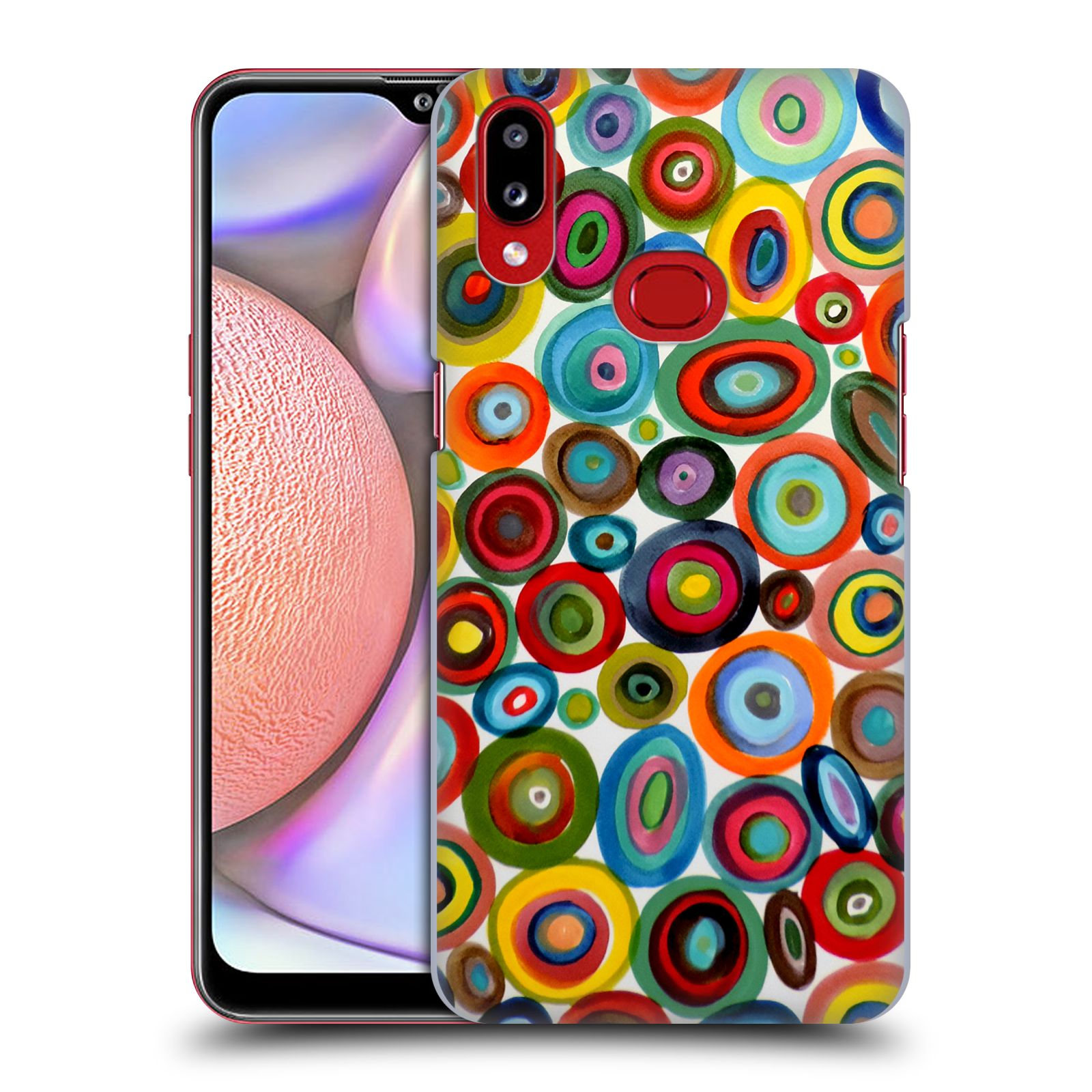 Official Sylvie Demers Abstraction Club Soda Case for Samsung Galaxy A10s (2019)