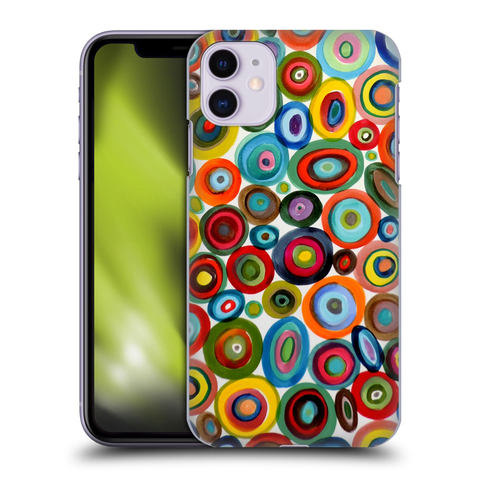 Official Sylvie Demers Abstraction Club Soda Case for Apple iPhone 11