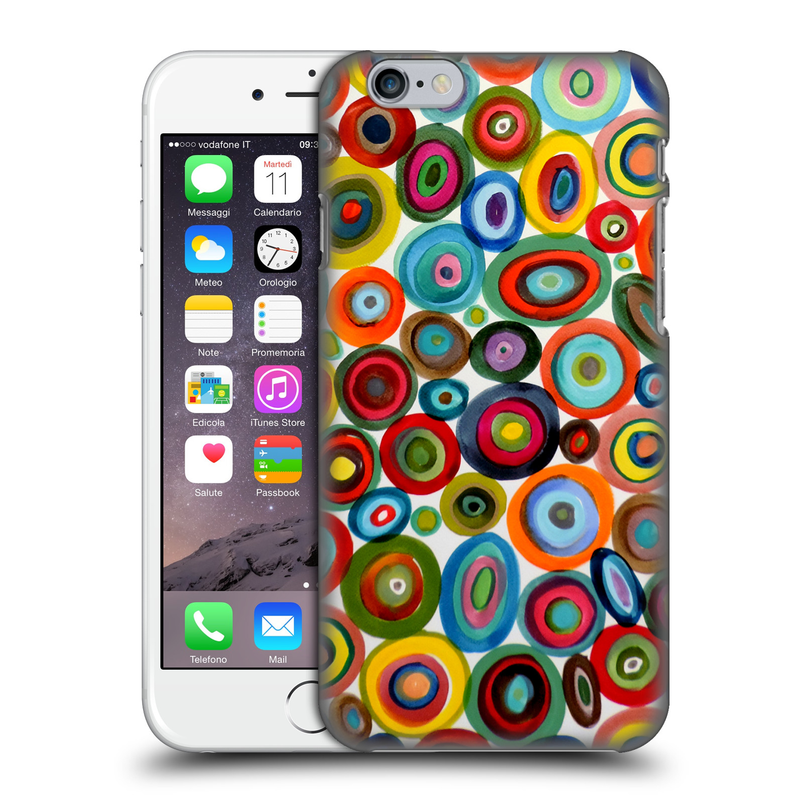 Official Sylvie Demers Abstraction Club Soda Case for Apple iPhone 6 / iPhone 6s