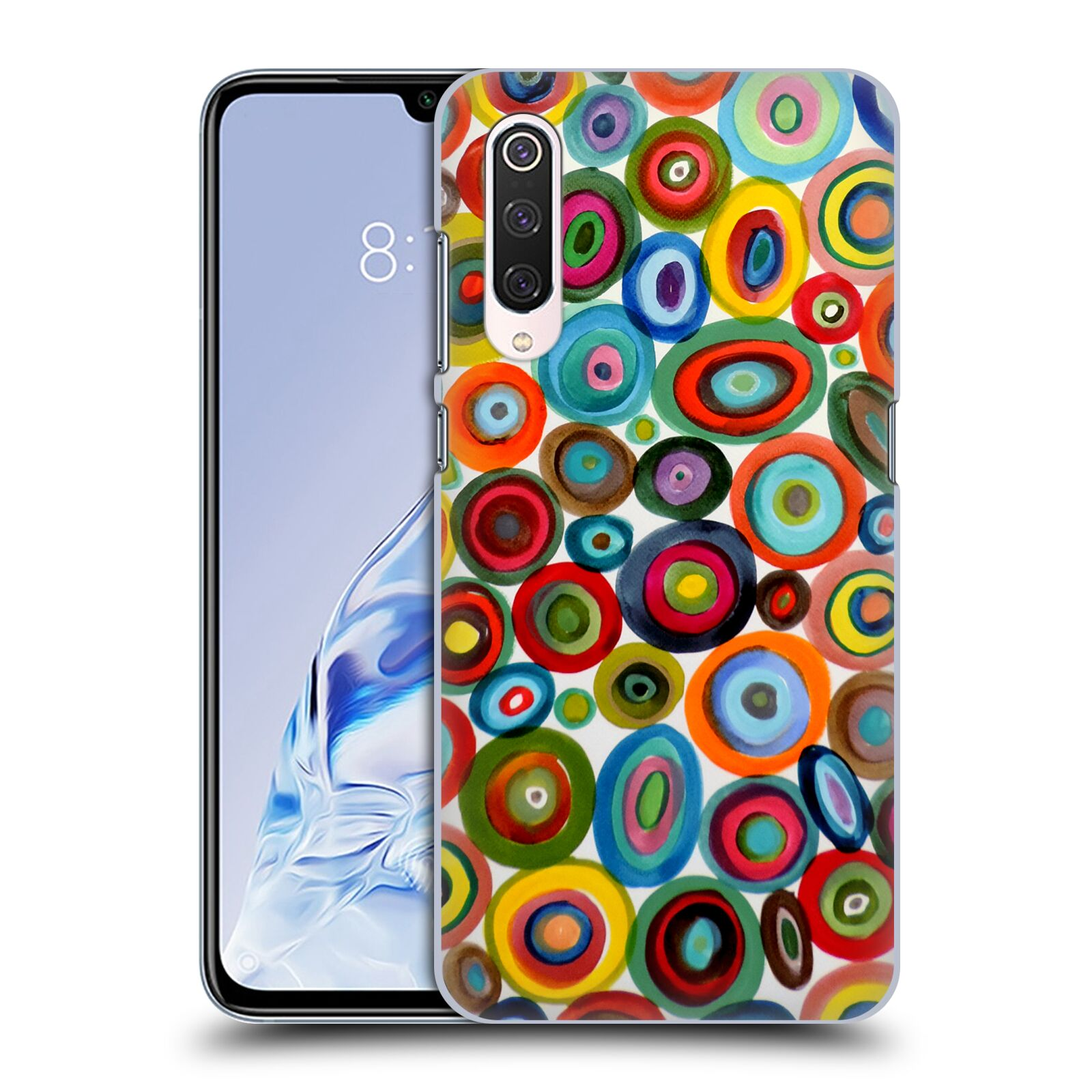 Official Sylvie Demers Abstraction Club Soda Case for Xiaomi Mi 9 Pro / 5G