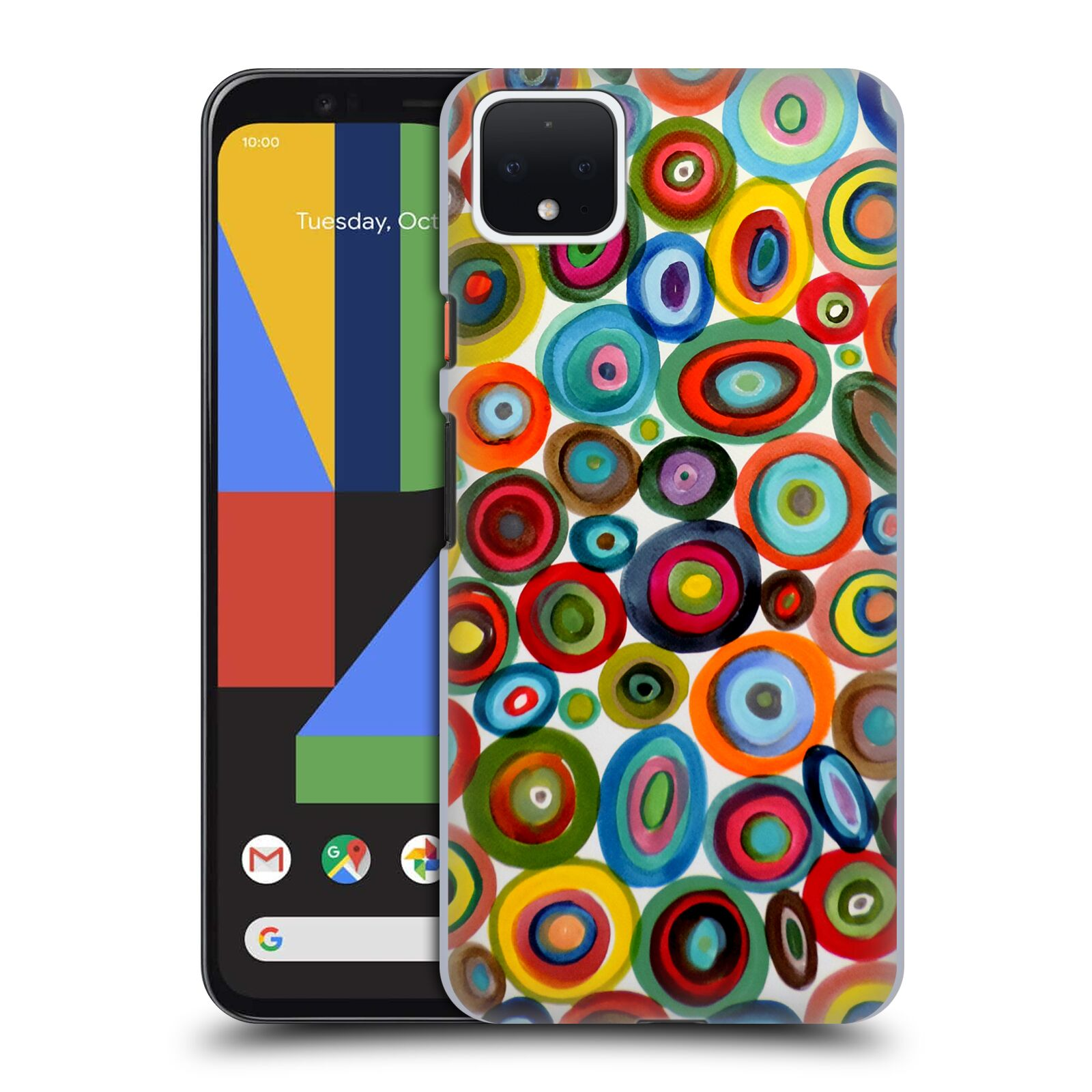 Official Sylvie Demers Abstraction Club Soda Case for Google Pixel 4 XL