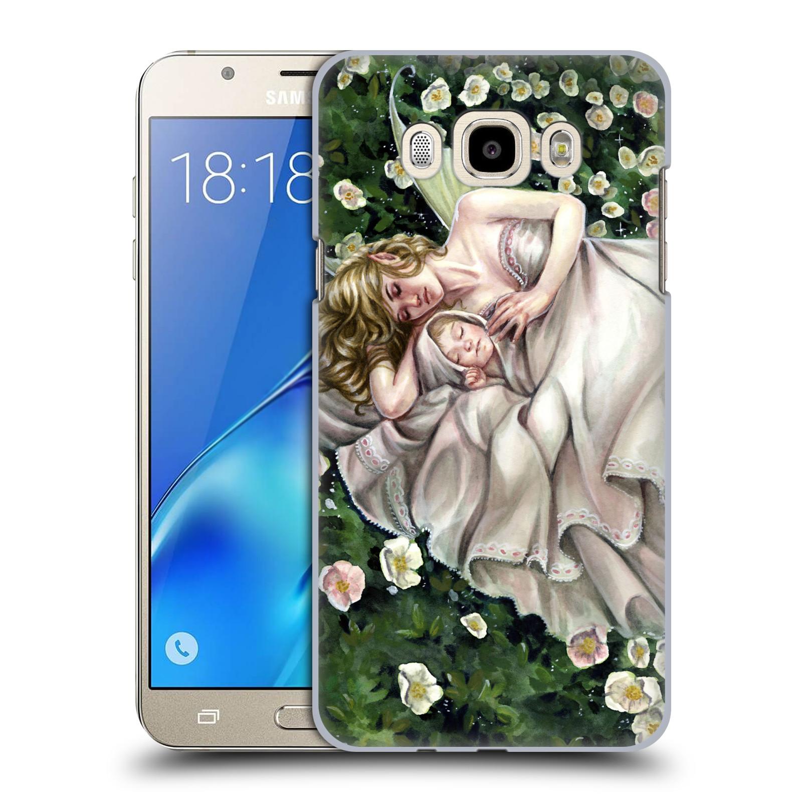 UFFICIALE-Selina-Fenech-Fairies-HARD-BACK-CASE-per-SAMSUNG-telefoni-3
