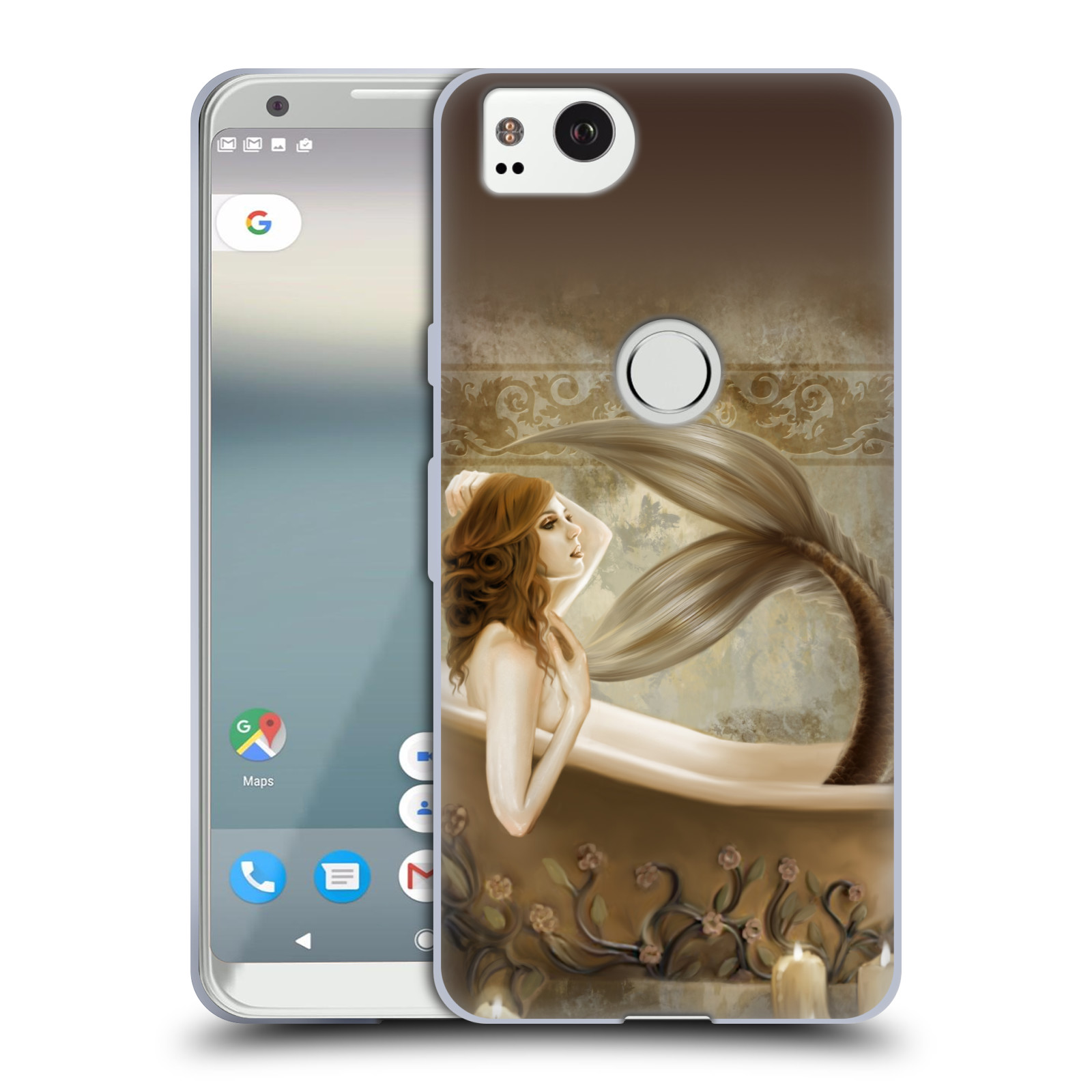OFFICIAL-SELINA-FENECH-MERMAIDS-SOFT-GEL-CASE-FOR-AMAZON-ASUS-ONEPLUS