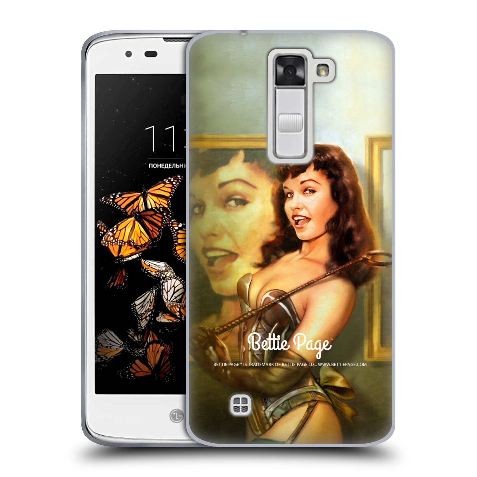 OFFICIAL-SHANNON-MAER-BETTIE-PAGE-SOFT-GEL-CASE-FOR-LG-PHONES-2