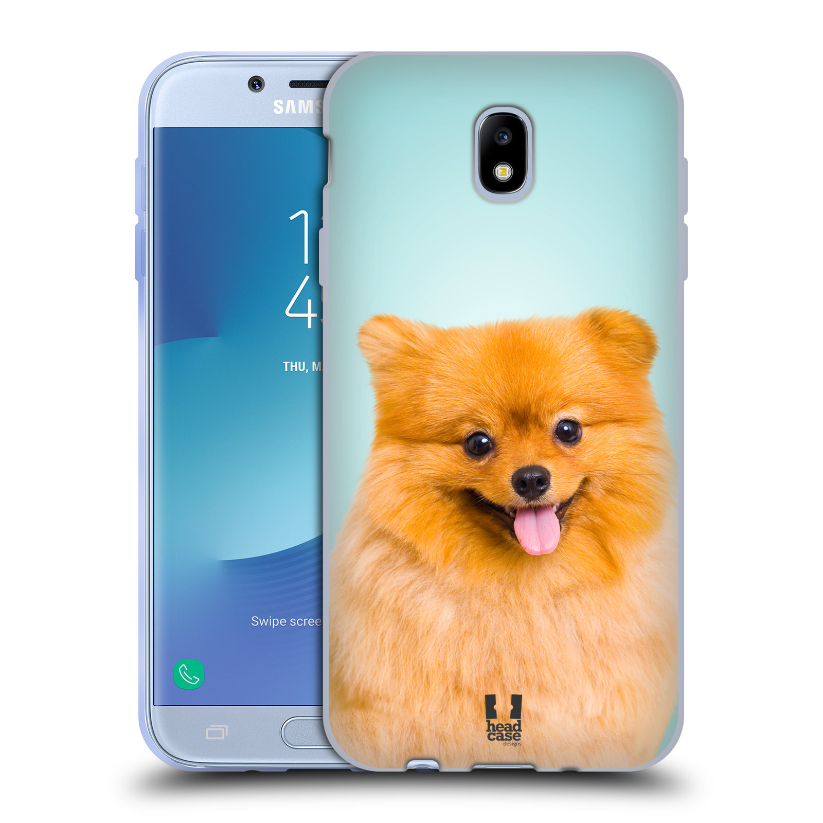 coque samsung galaxy j7 2017 chien