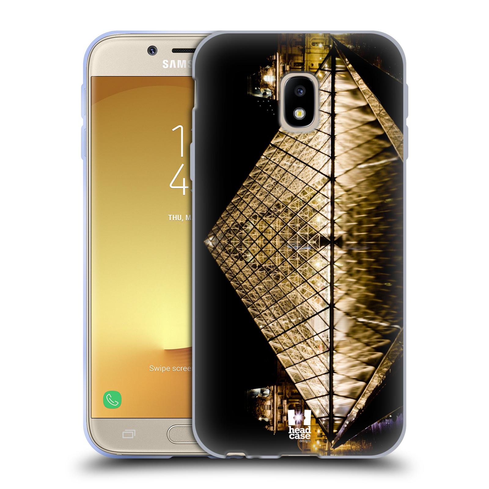 Case Designs famosos monumentos Suave HEAD Gel caso para SAMSUNG GALAXY J3 (2017)