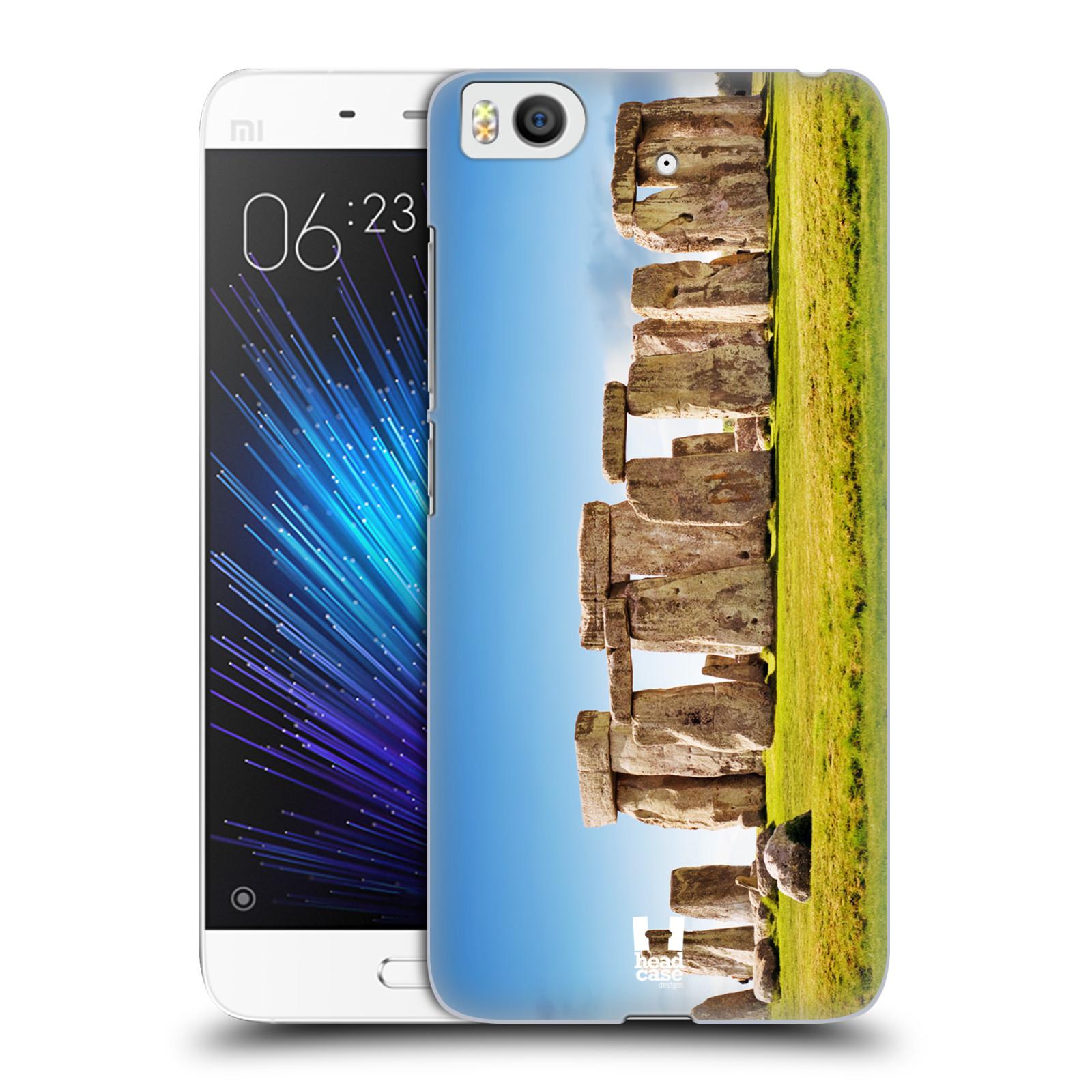 Funda HEAD CASE DESIGNS famosos monumentos Funda Rígida Posterior Para Xiaomi Mi 5s
