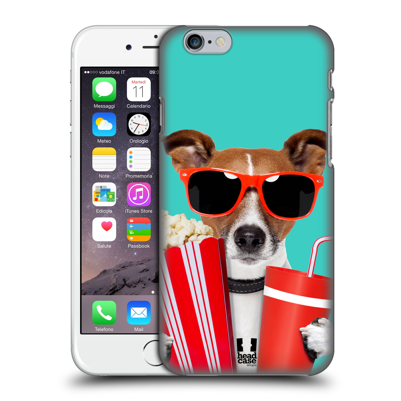 funny iphone cases designs animals back for apple 10678