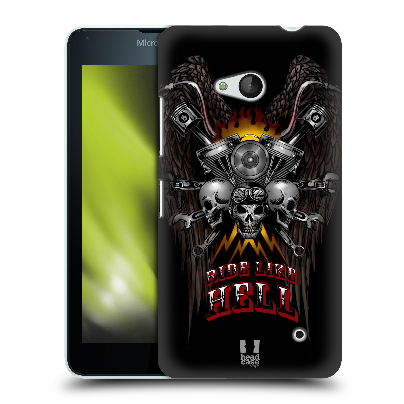 HEAD-CASE-DESIGNS-MOTARDS-DE-CRANE-ETUI-COQUE-D-039-ARRIERE-POUR-NOKIA-TELEPHONES-1