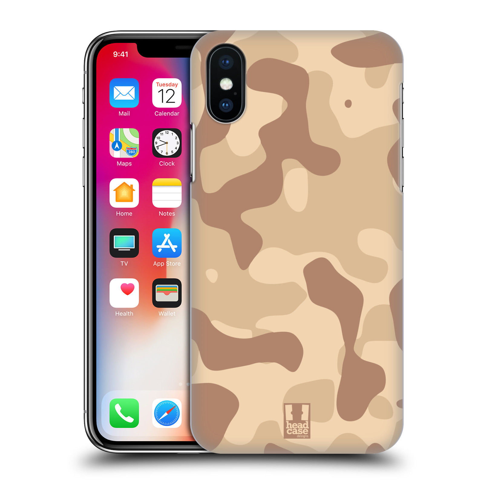 HEAD-CASE-DESIGNS-WEICHE-CAMO-RUCKSEITE-HULLE-FUR-APPLE-iPHONE-X