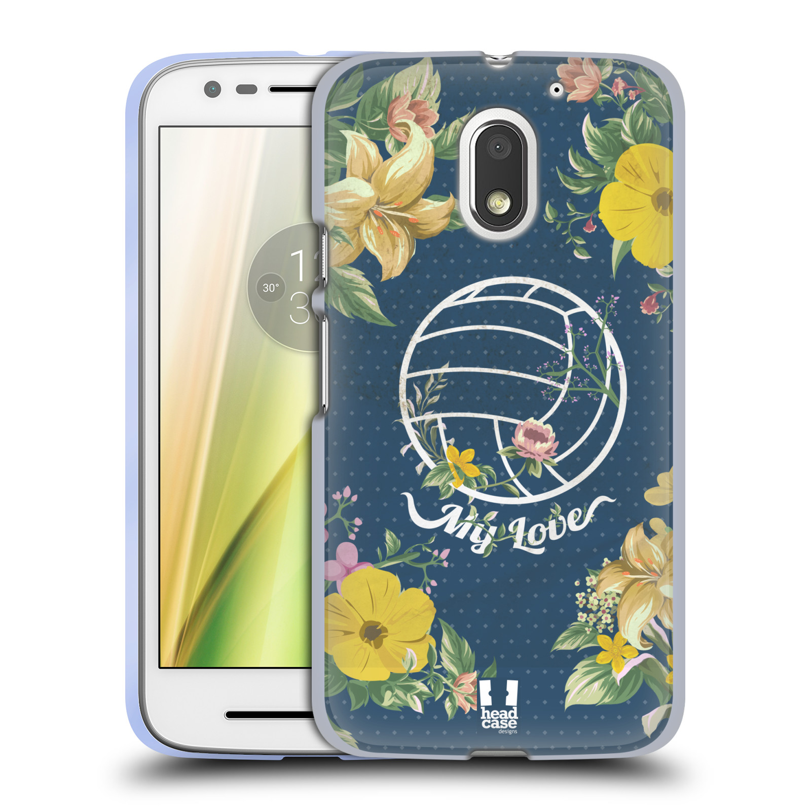 HEAD-CASE-DESIGNS-FIORI-E-SPORT-COVER-MORBIDA-IN-GEL-PER-MOTOROLA-MOTO-E3-POWER
