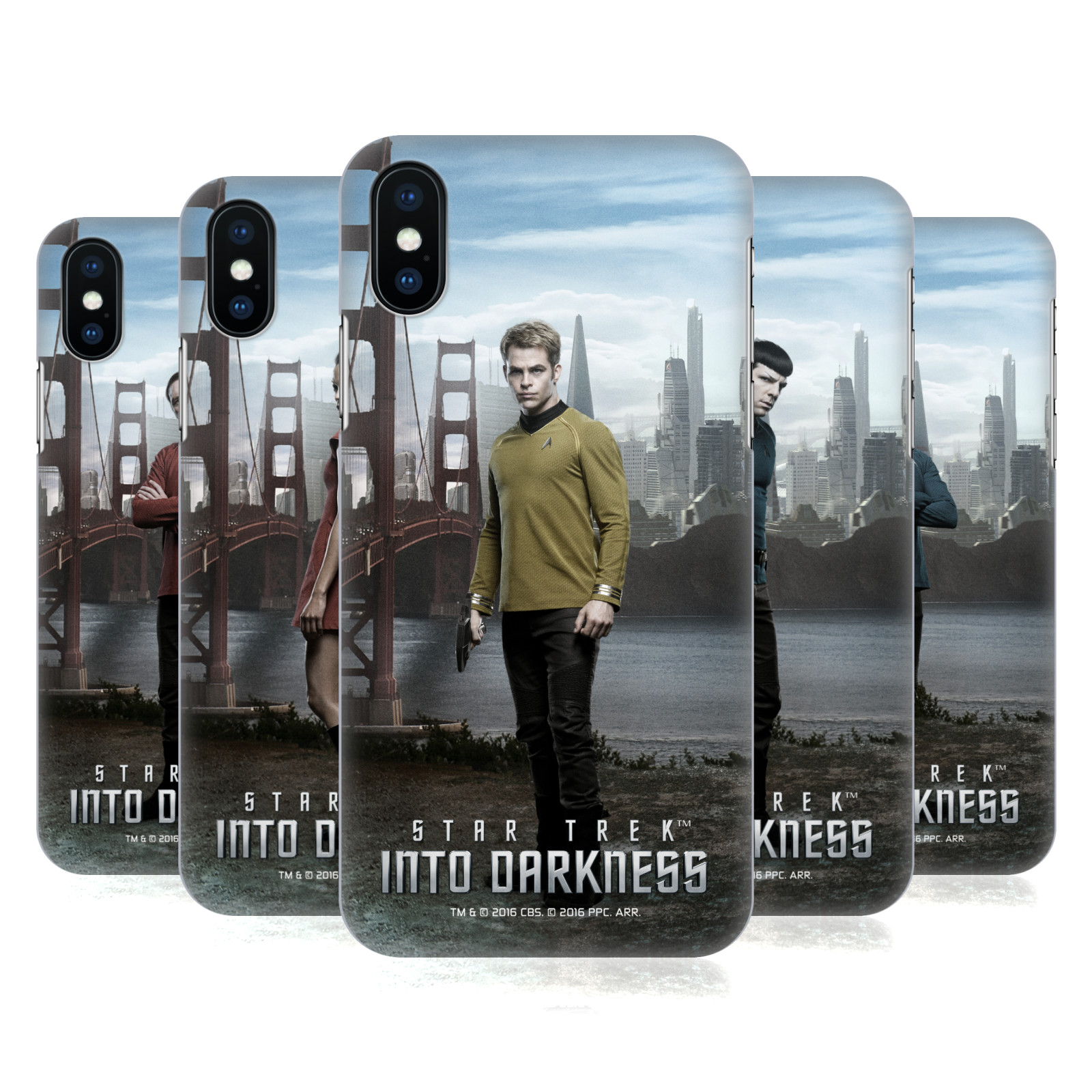 Star Trek Characters Into Darkness XII