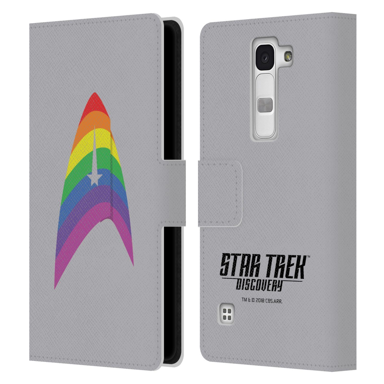 OFFICIEL-STAR-TREK-DISCOVERY-INSIGNES-ETUI-COQUE-EN-CUIR-POUR-LG-TELEPHONES-2