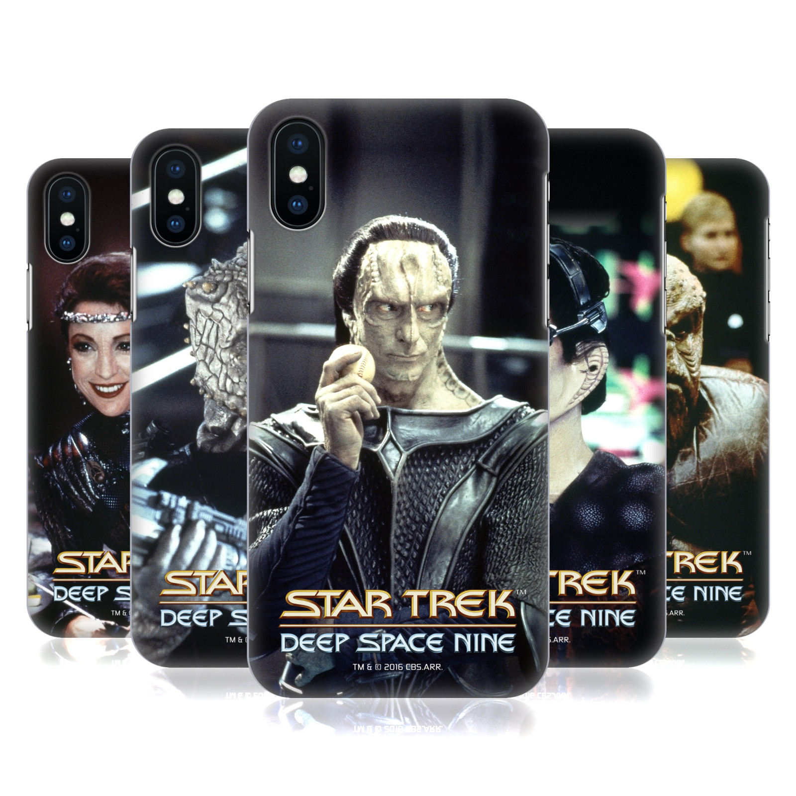 Star Trek Iconic Aliens DS9