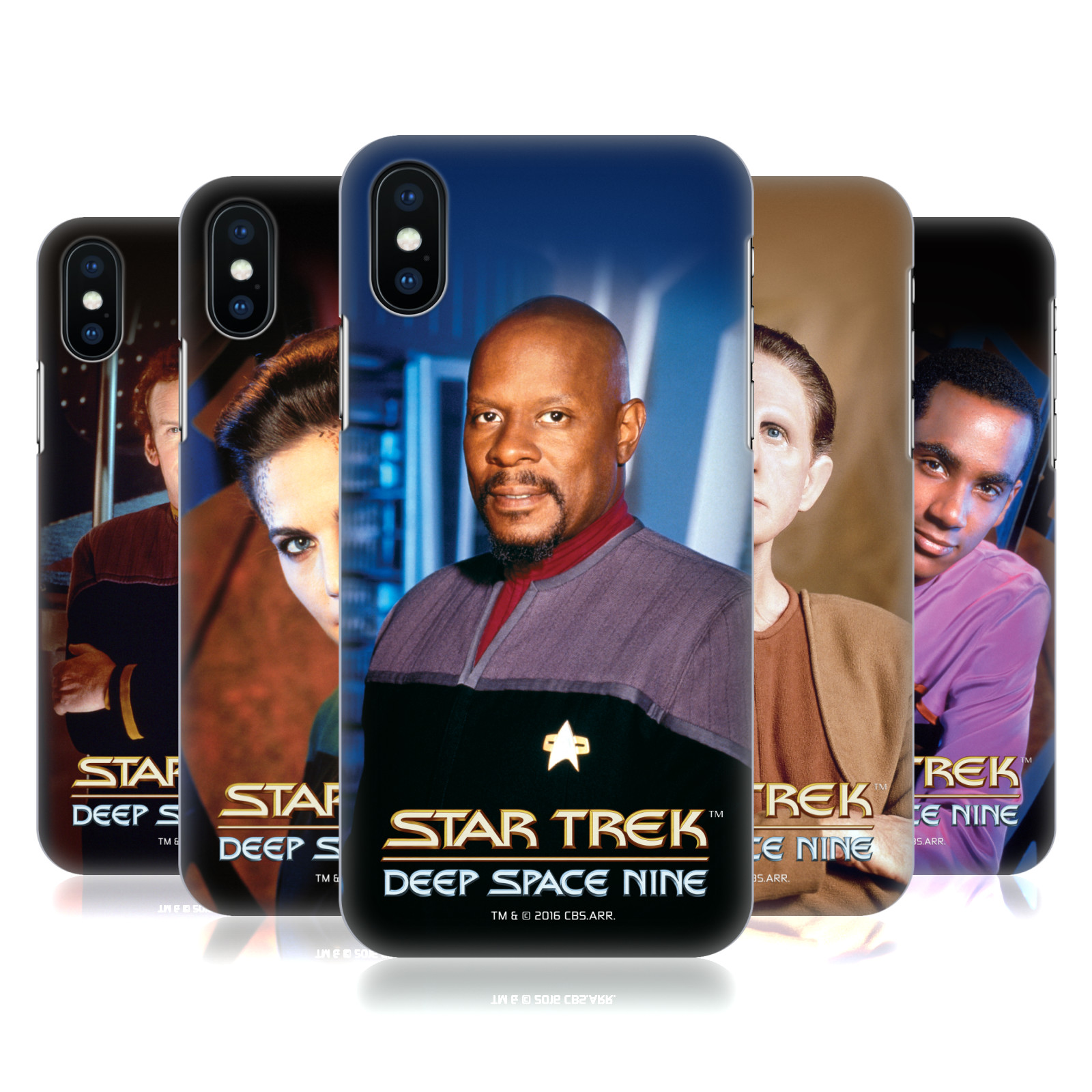 Star Trek Iconic Characters DS9