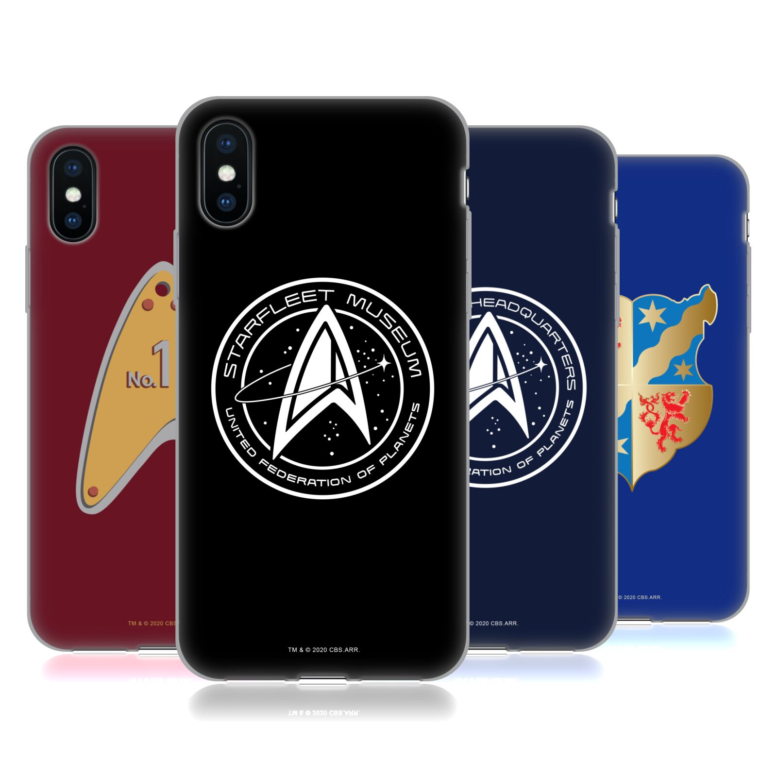 Official Star Trek: Picard Badges