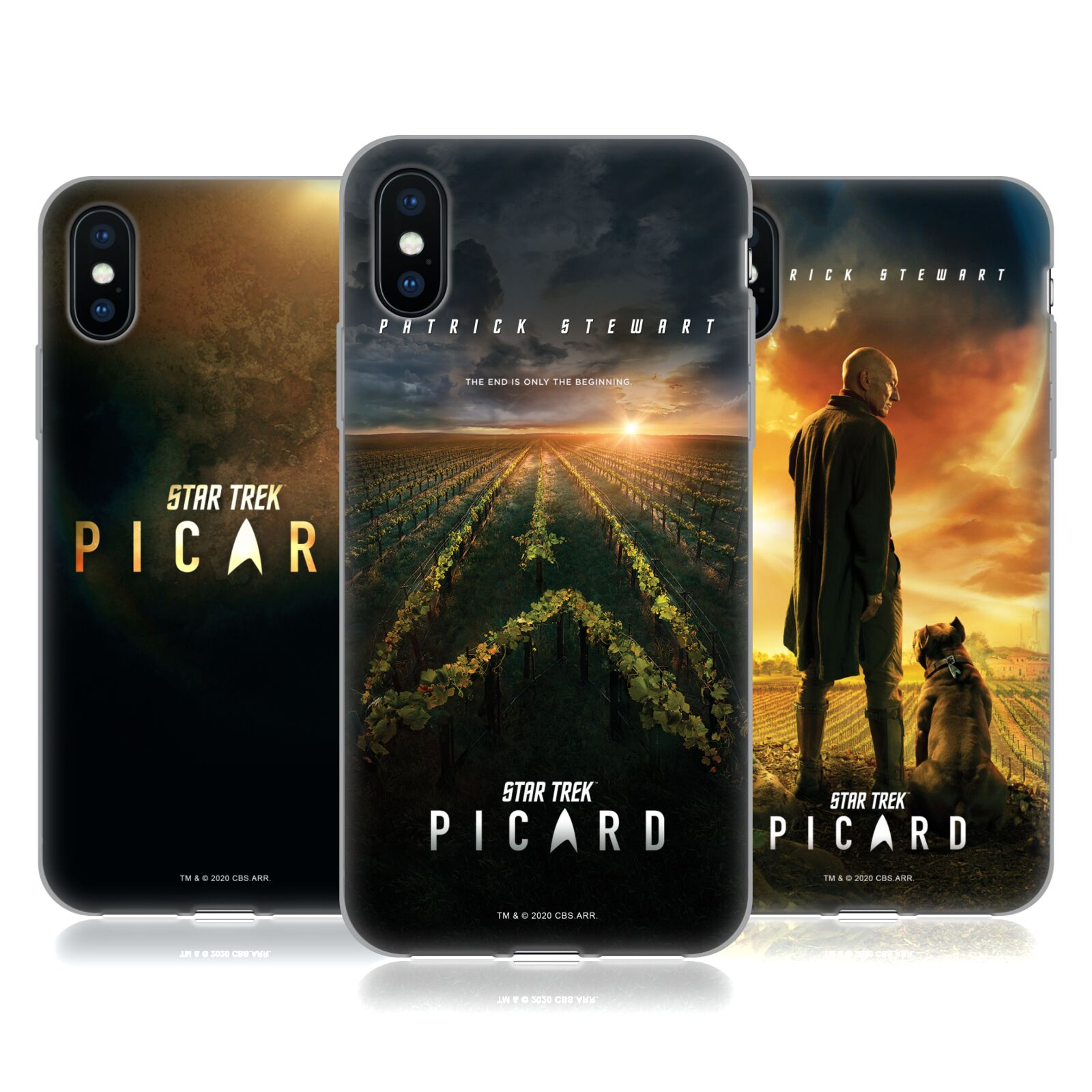 Official Star Trek: Picard Key Art
