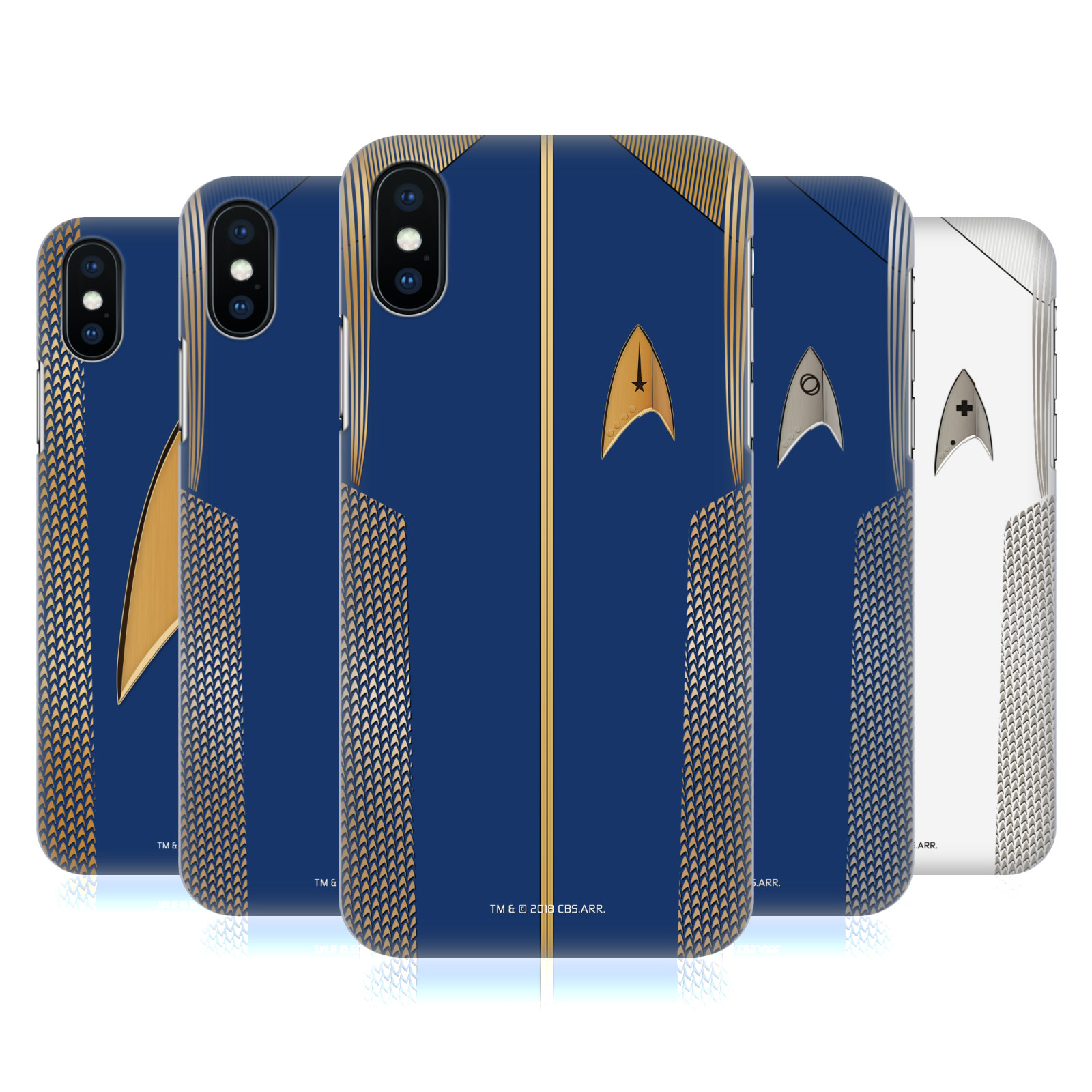 Star Trek Discovery Uniforms
