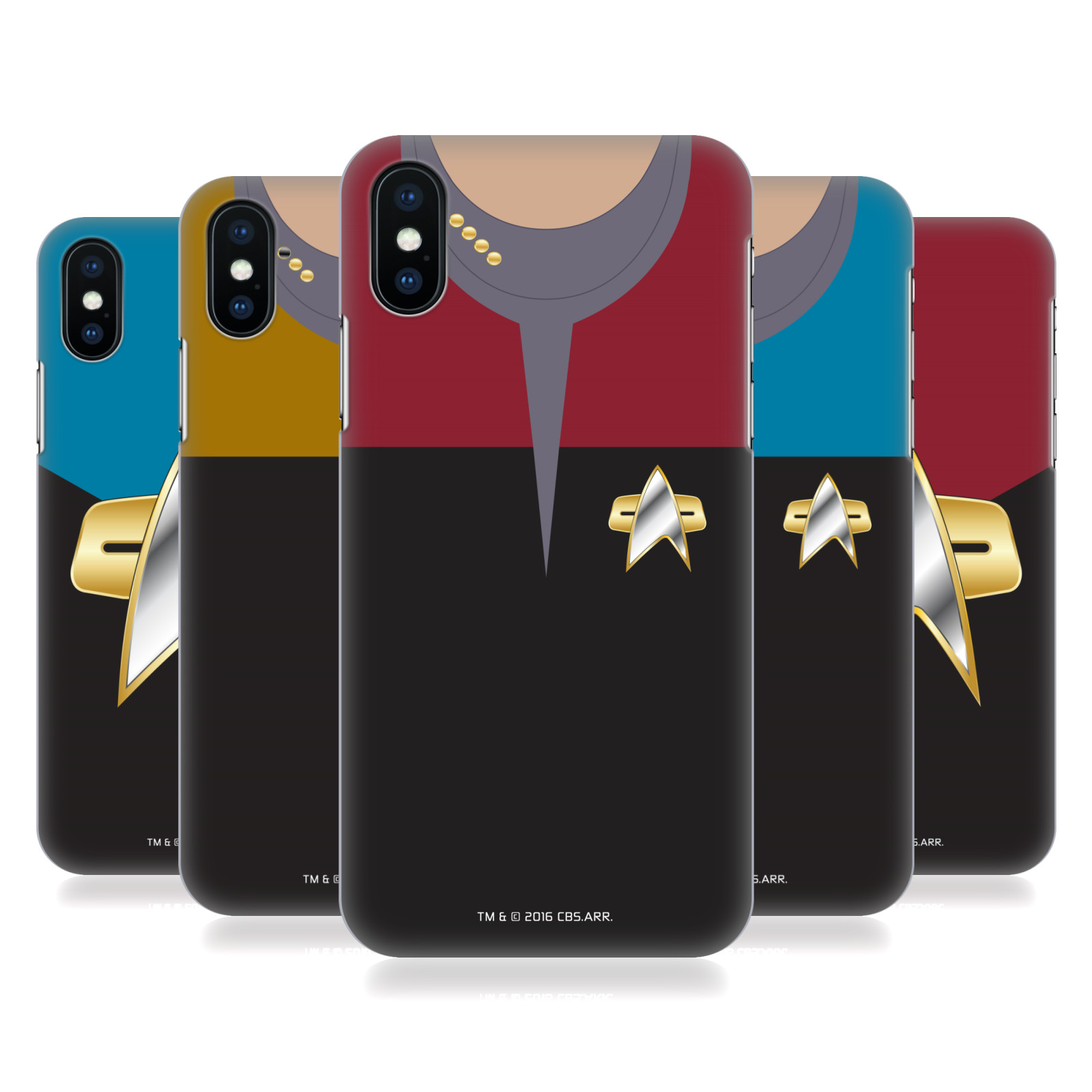 Star Trek Uniforms And Badges DS9