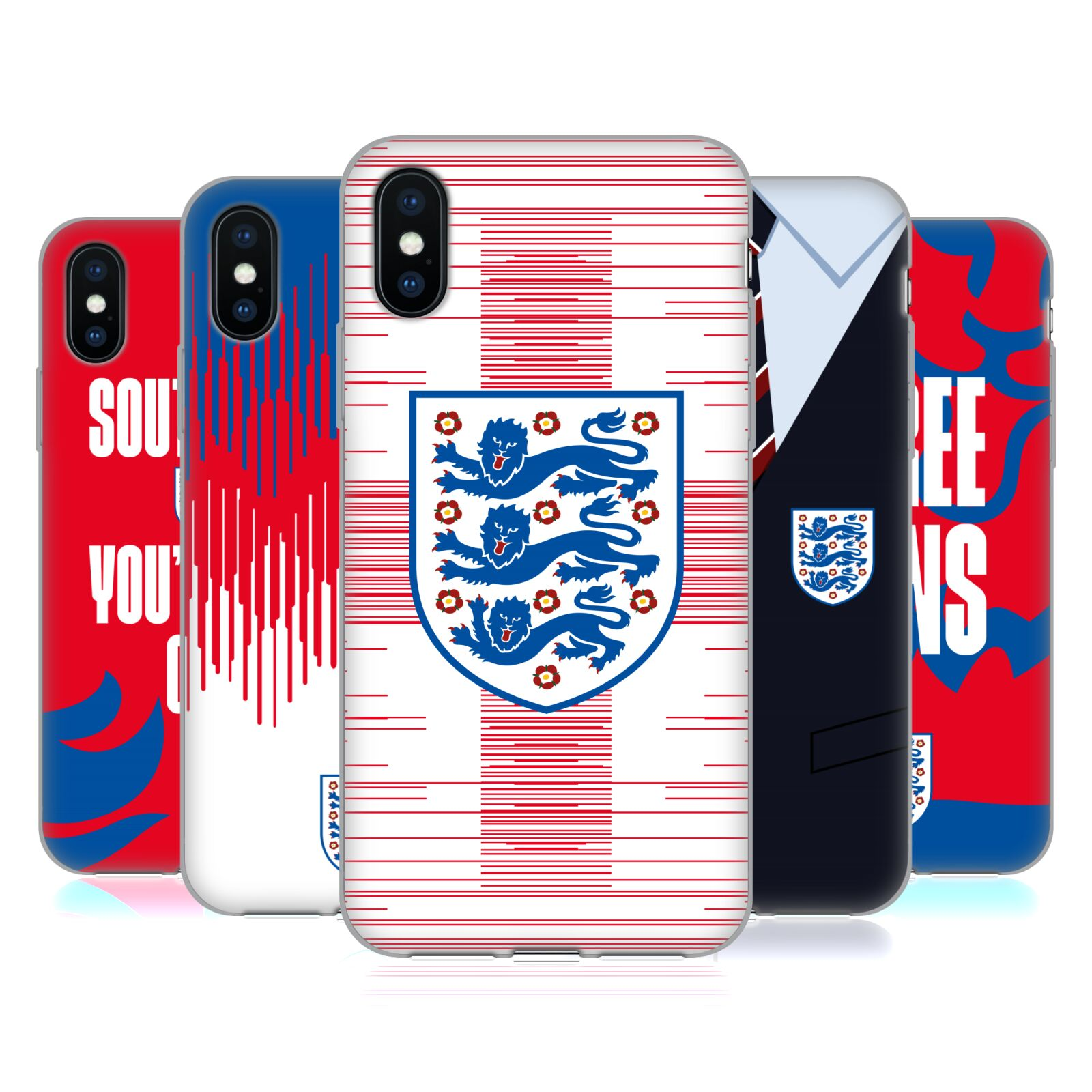 England National Football Team <!--translate-lineup-->2018/19 Crest<!--translate-lineup-->
