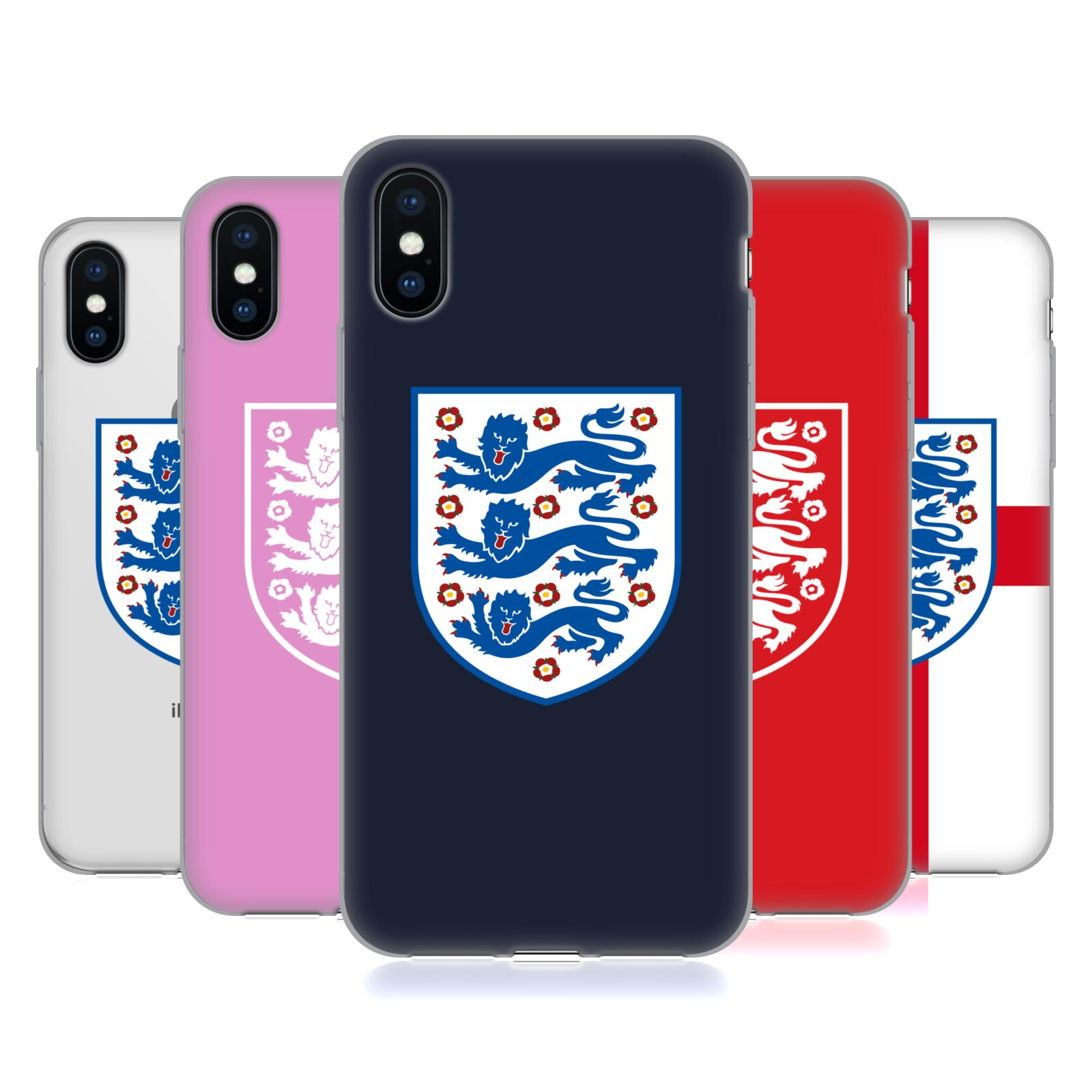 England National Football Team <!--translate-lineup-->2018 Crest<!--translate-lineup-->