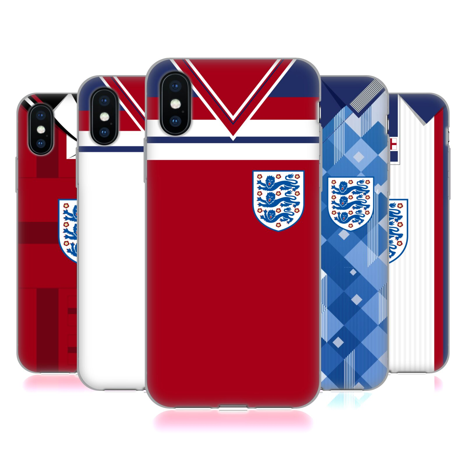 England National Football Team <!--translate-lineup-->2018 Retro Crest<!--translate-lineup-->