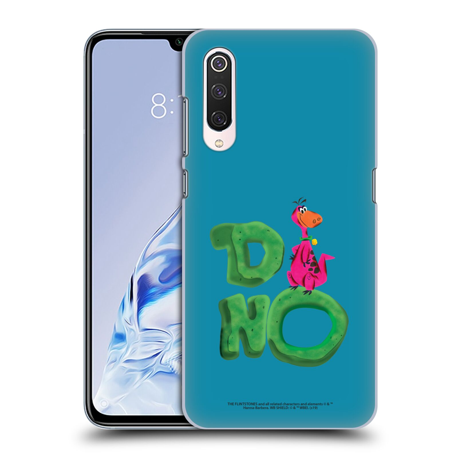 Official The Flintstones Vintage Dino Case for Xiaomi Mi 9 Pro / 5G