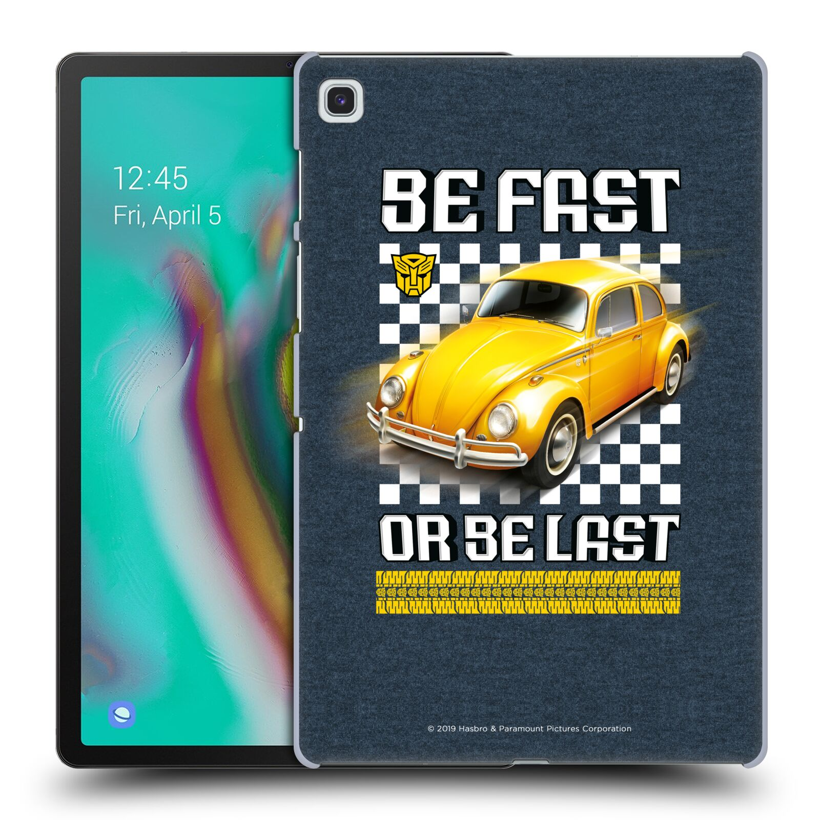 Official Transformers: Bumblebee Movie Graphics Beetle Poster Case for Samsung Galaxy Tab S5e