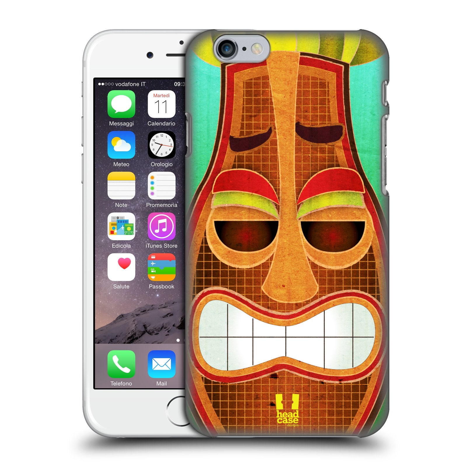 HEAD-CASE-DESIGNS-TIKI-COLLECTION-HARD-BACK-CASE-FOR-APPLE-iPHONE-PHONES