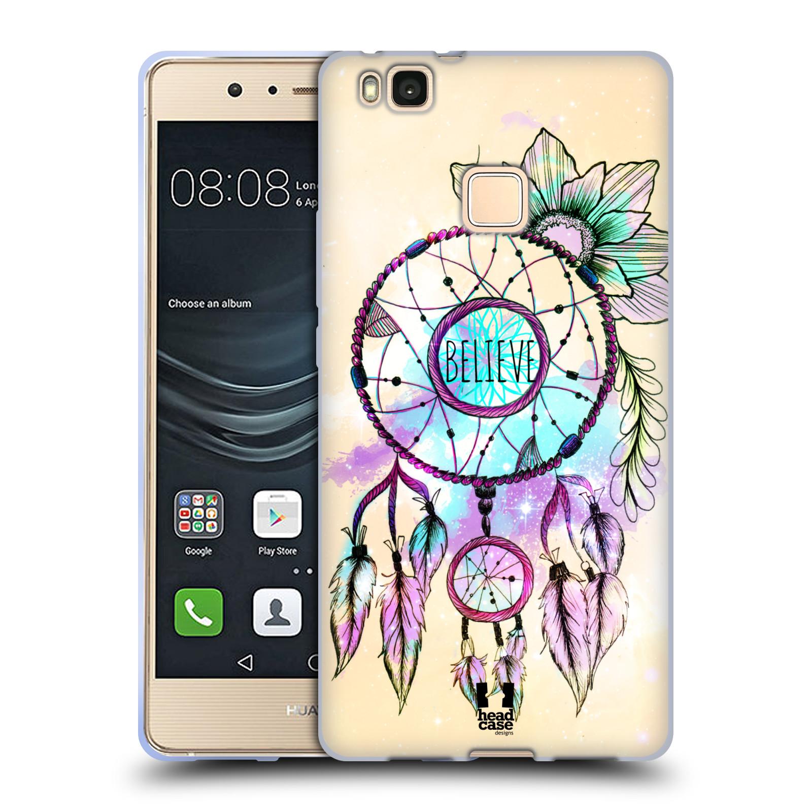 Silikonové pouzdro na mobil Huawei P9 Lite - Head Case - MIX BELIEVE