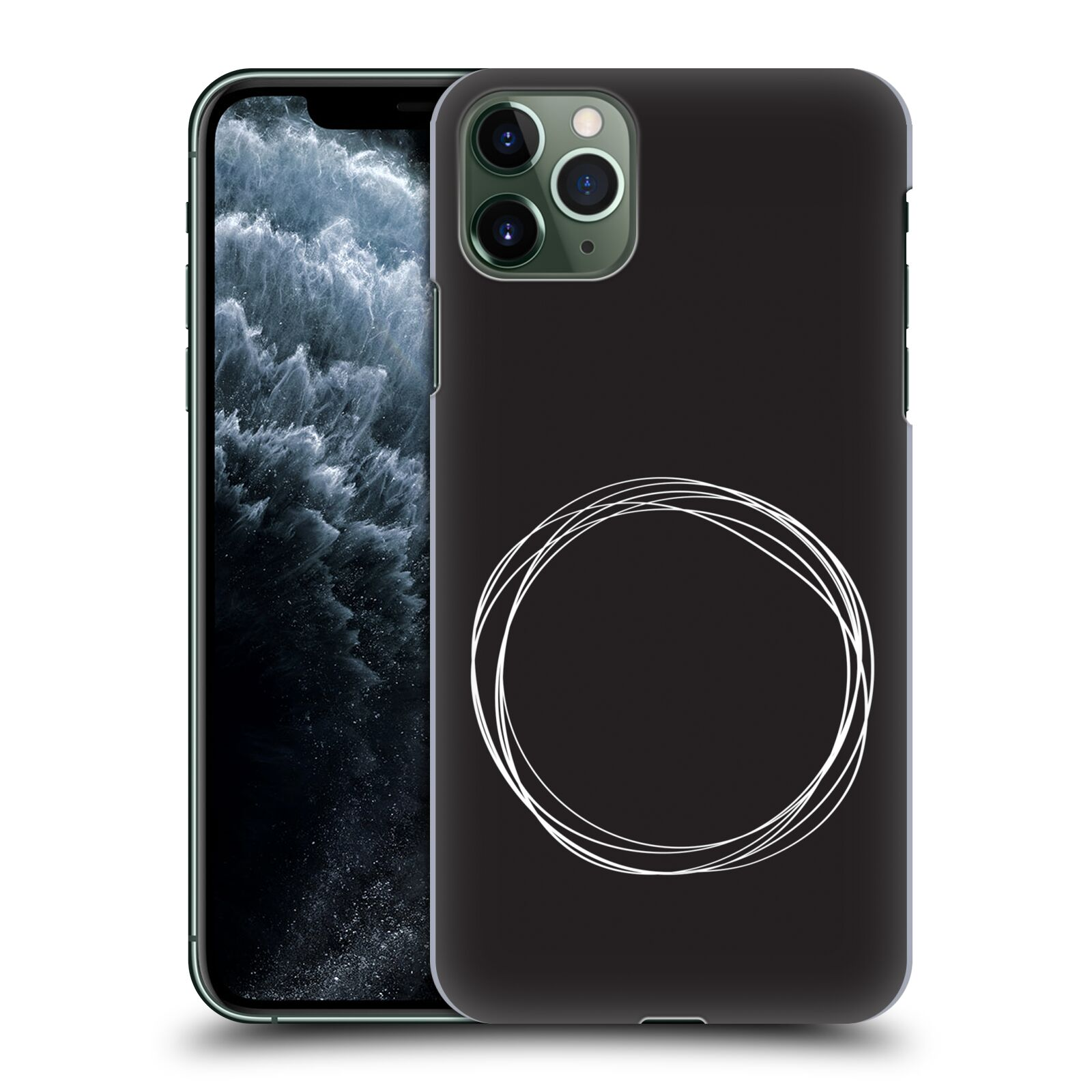 Official The Native State Circles Eclipse Case for Apple iPhone 11 Pro Max