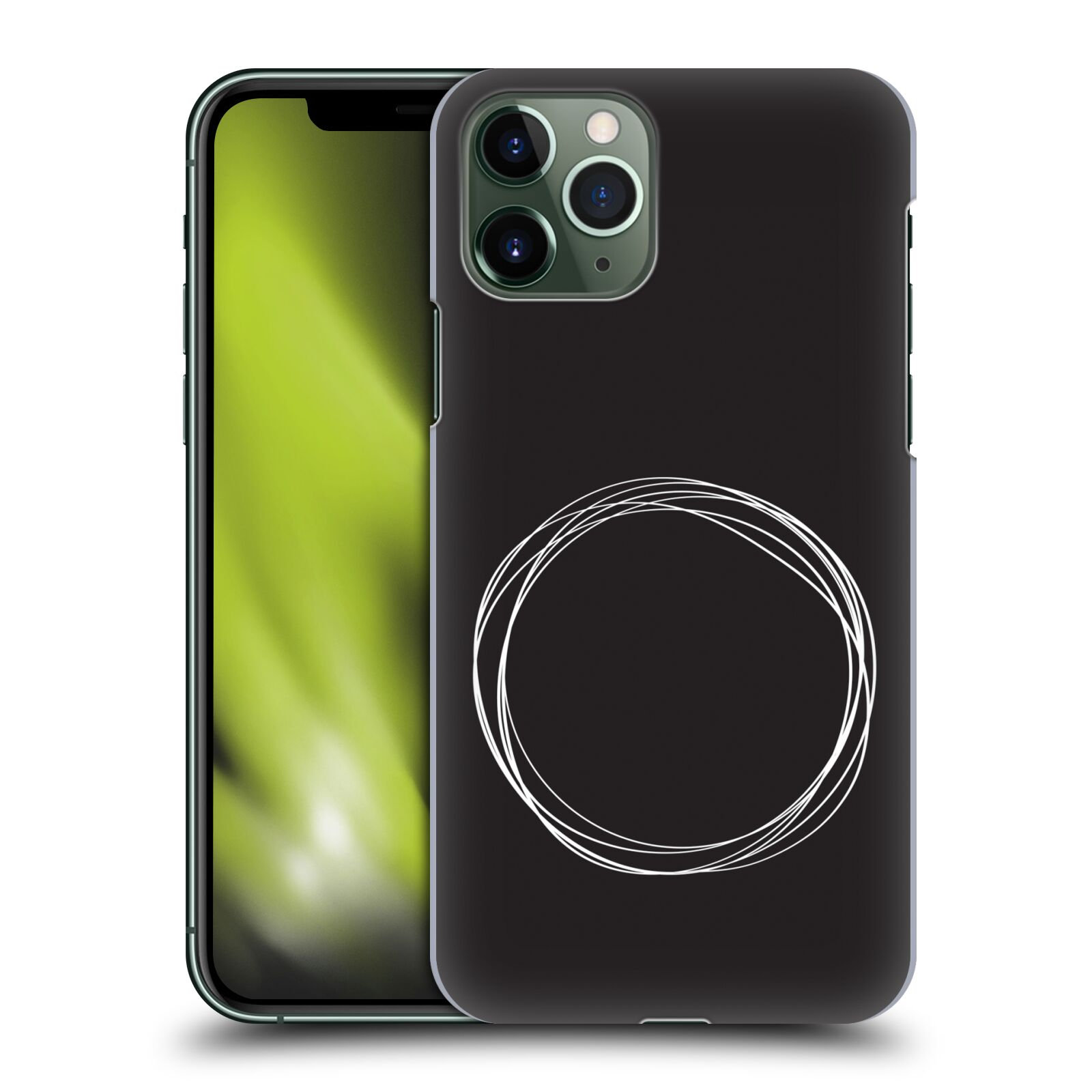 Official The Native State Circles Eclipse Case for Apple iPhone 11 Pro