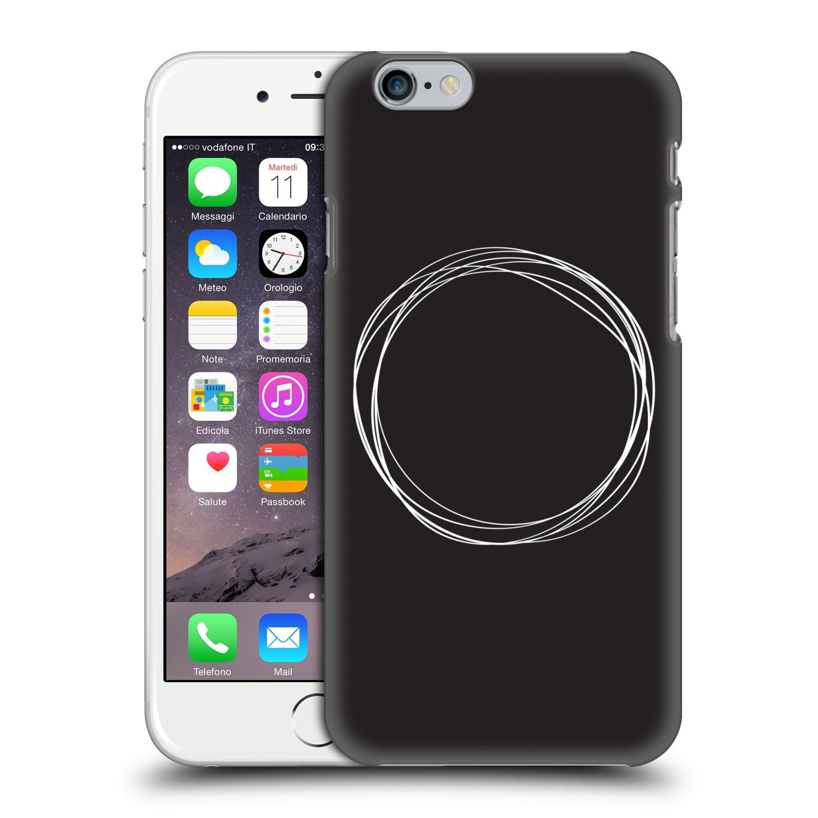 Official The Native State Circles Eclipse Case for Apple iPhone 6 / iPhone 6s