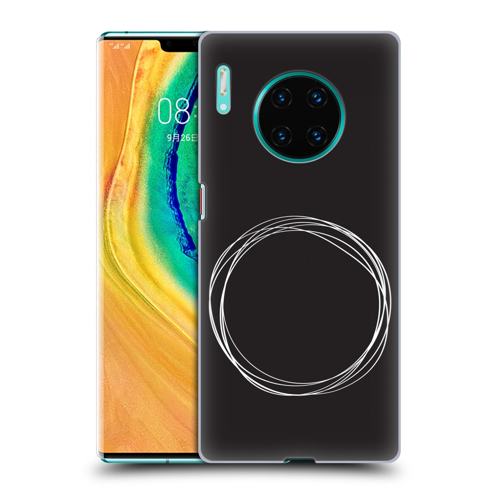Official The Native State Circles Eclipse Case for Huawei Mate 30 Pro / 5G