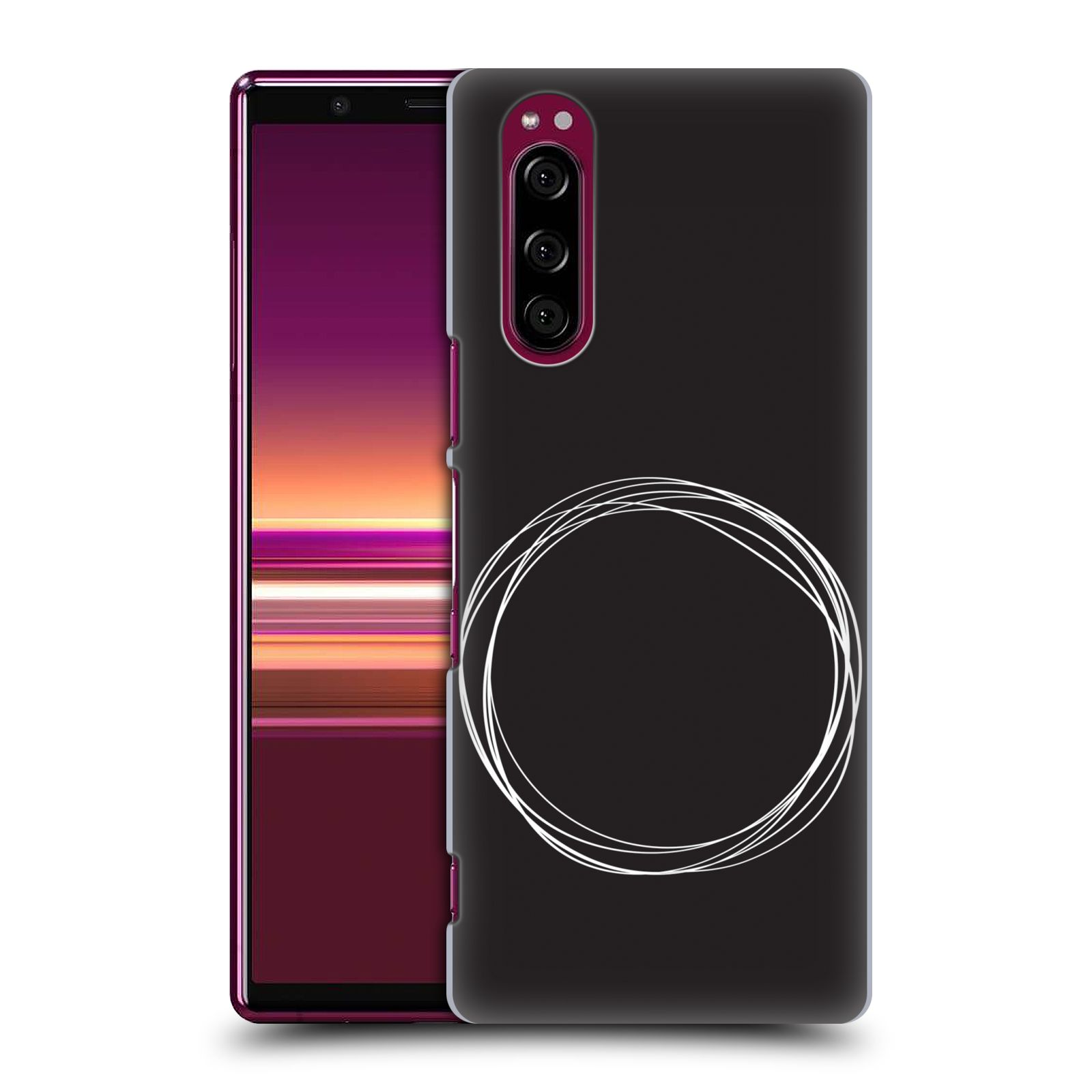 Official The Native State Circles Eclipse Case for Sony Xperia 5