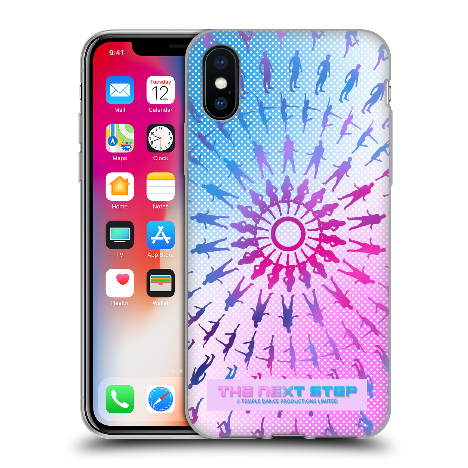 OFFICIAL-THE-NEXT-STEP-PATTERNS-SOFT-GEL-CASE-FOR-OPPO-PHONES