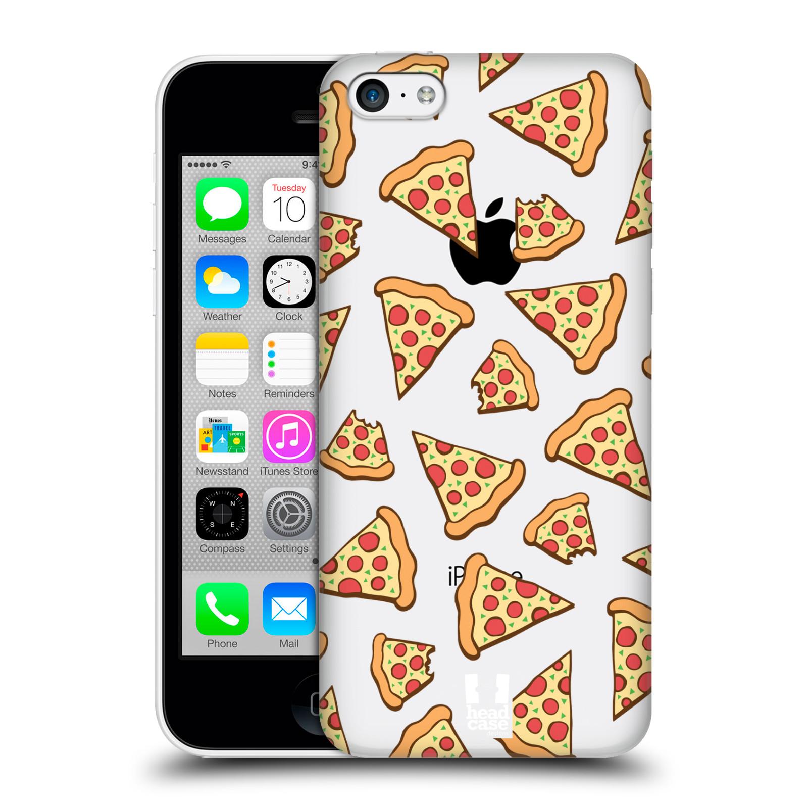 Plastové pouzdro na mobil Apple iPhone 5C - Head Case - Pizza