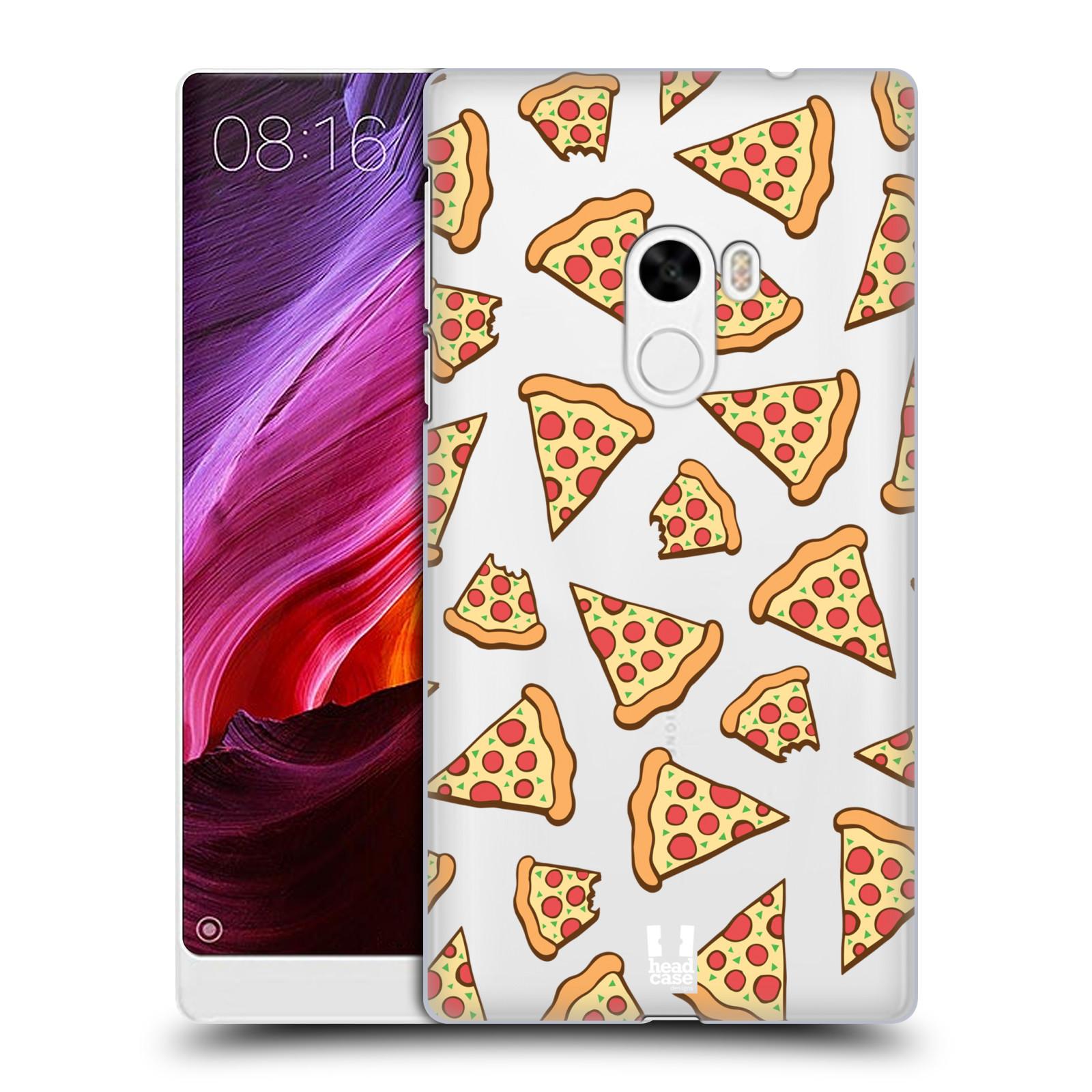 Plastové pouzdro na mobil Xiaomi Mi Mix - Head Case - Pizza