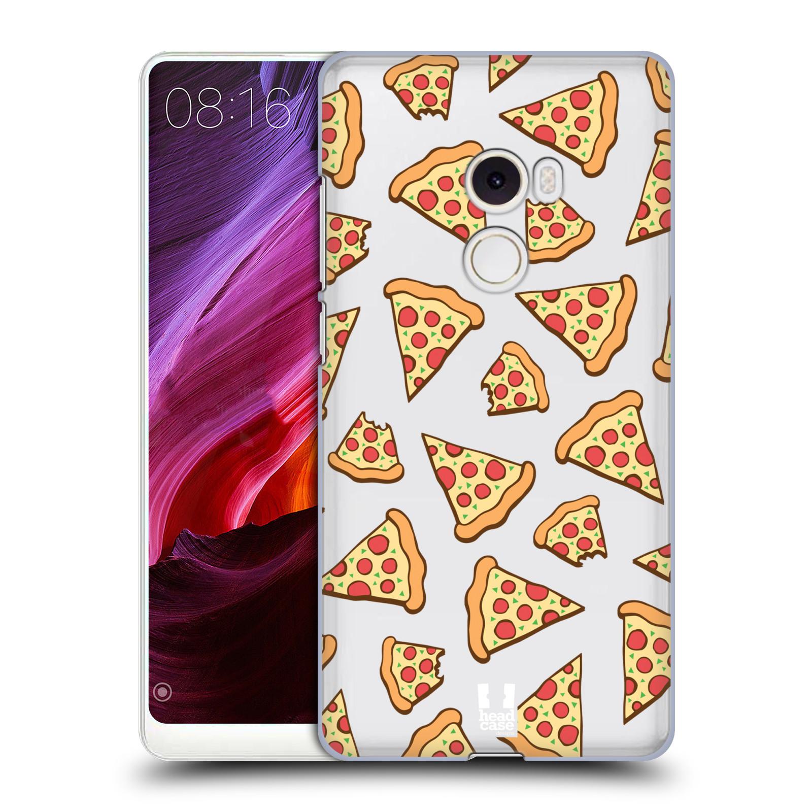 Plastové pouzdro na mobil Xiaomi Mi Mix 2 - Head Case - Pizza