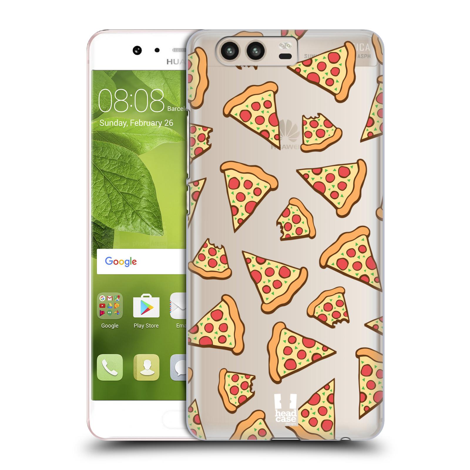 Plastové pouzdro na mobil Huawei P10 - Head Case - Pizza (Plastový kryt či obal na mobilní telefon s motivem Pizza pro Huawei P10 (Dual SIM))