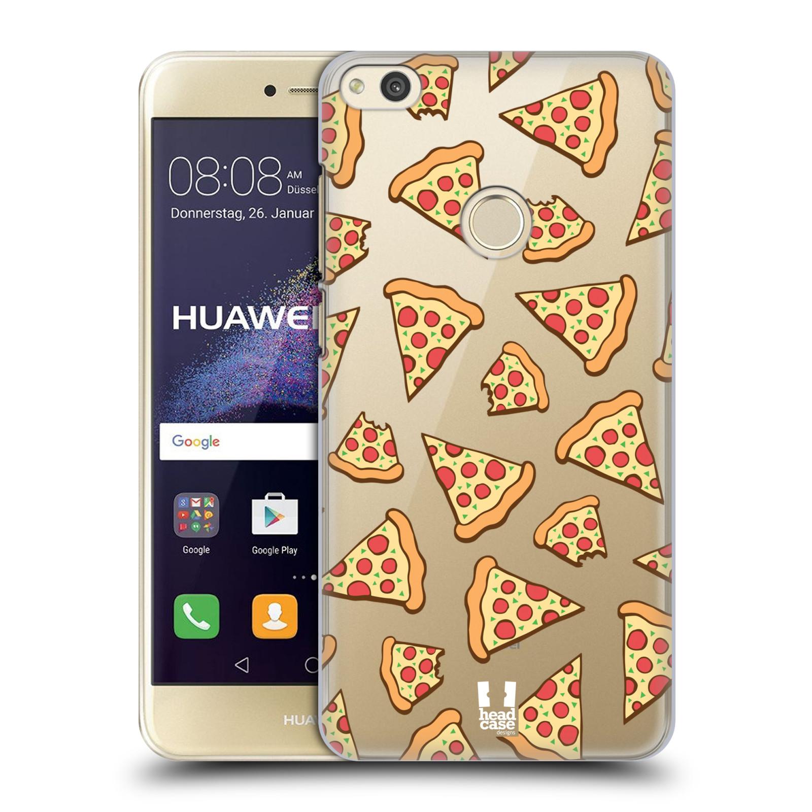 Plastové pouzdro na mobil Huawei P9 Lite (2017) - Head Case - Pizza (Plastový kryt či obal na mobilní telefon s motivem Pizza pro Huawei P9 Lite (2017) (Dual SIM))