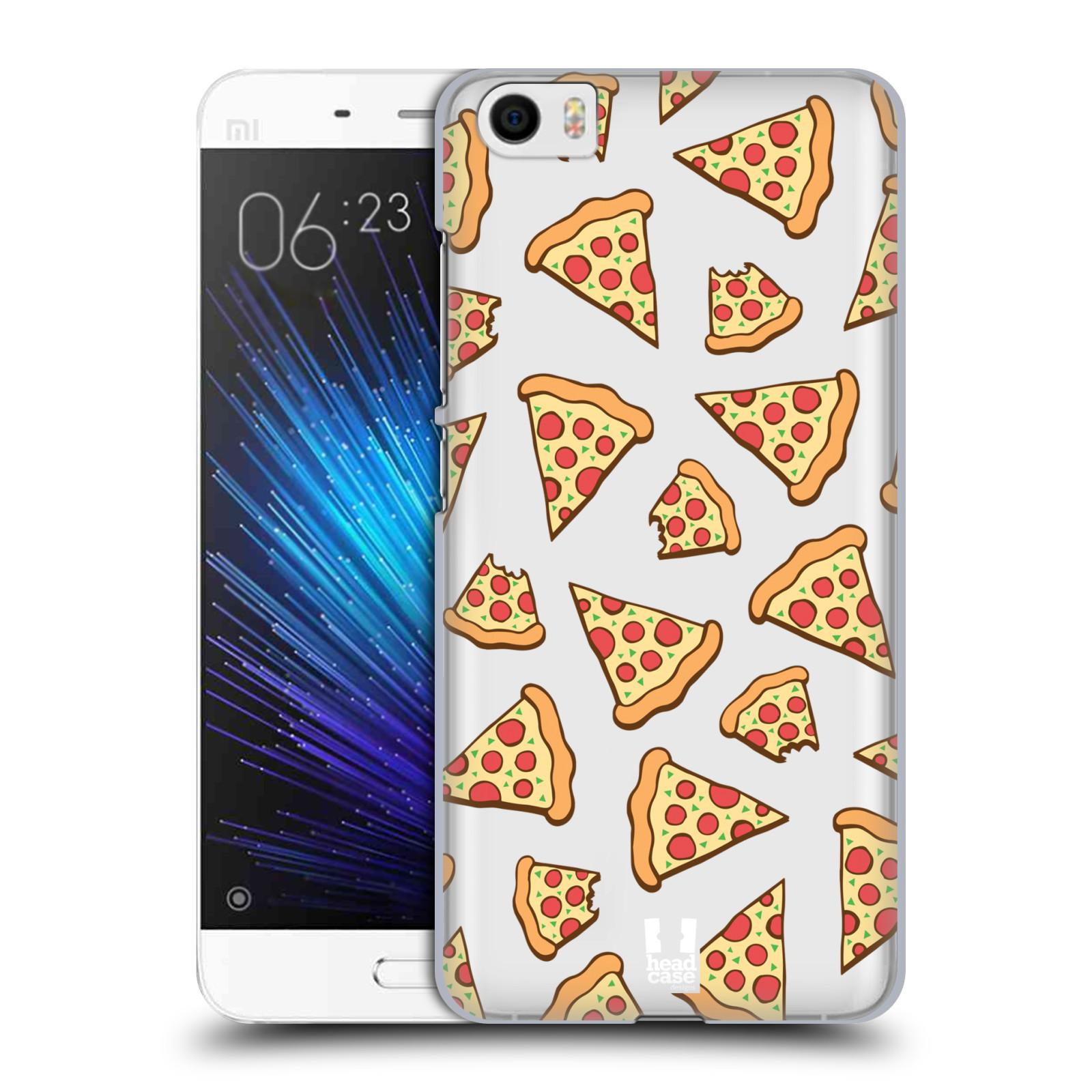 Plastové pouzdro na mobil Xiaomi Mi5 - Head Case - Pizza