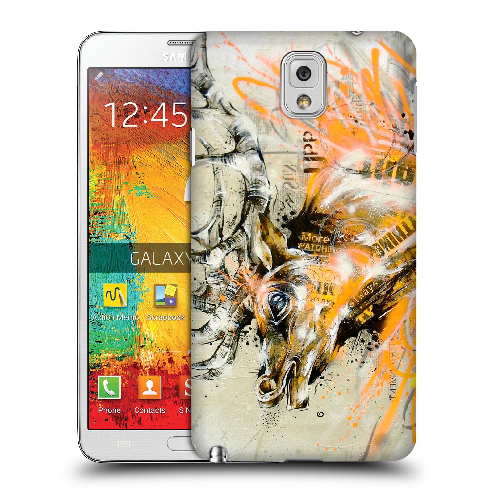 Oficial-Taka-sudo-Animales-Funda-Rigida-Posterior-Para-Telefonos-Samsung-2