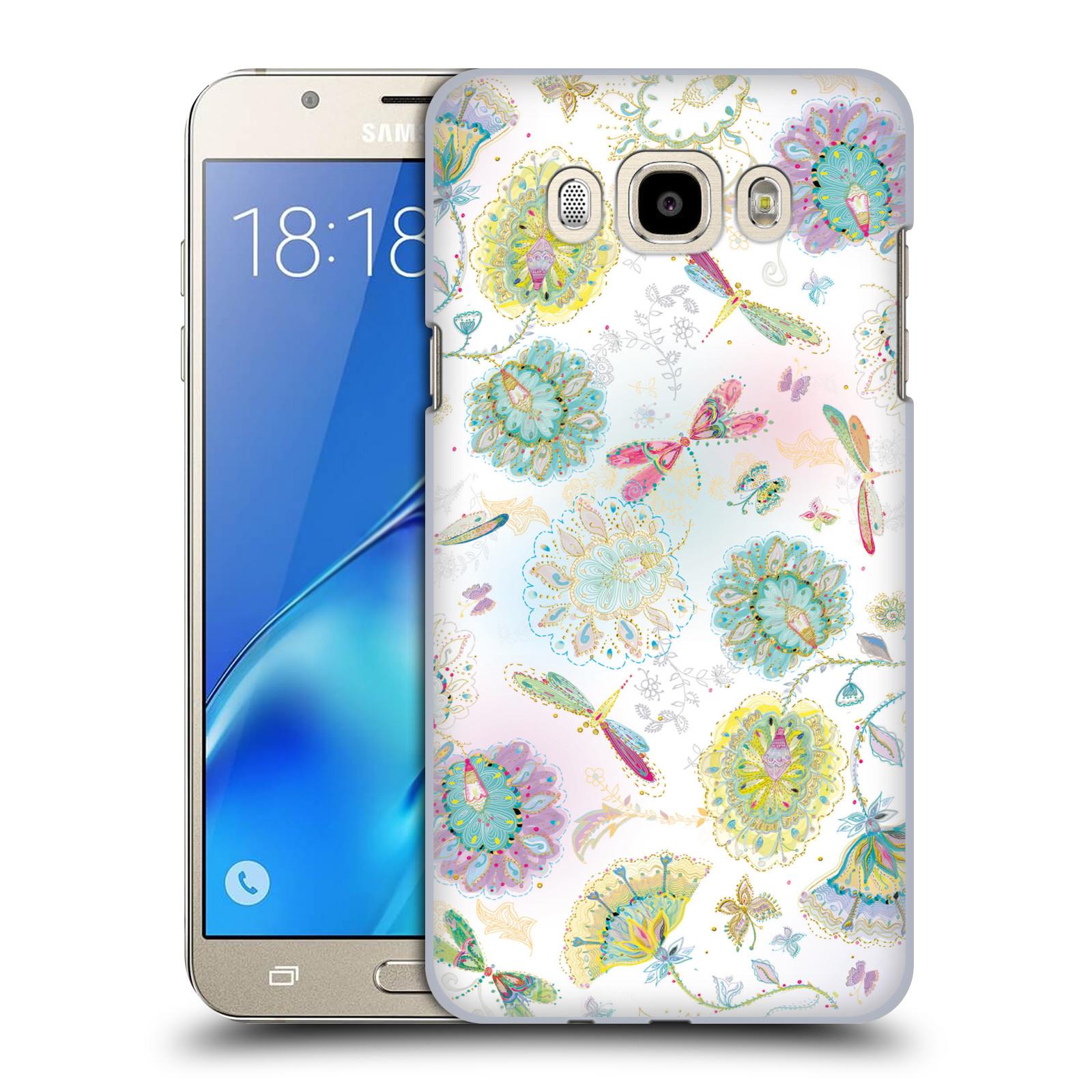 UFFICIALE-turnowsky-Silver-Moon-HARD-BACK-CASE-per-Samsung-Telefoni-3